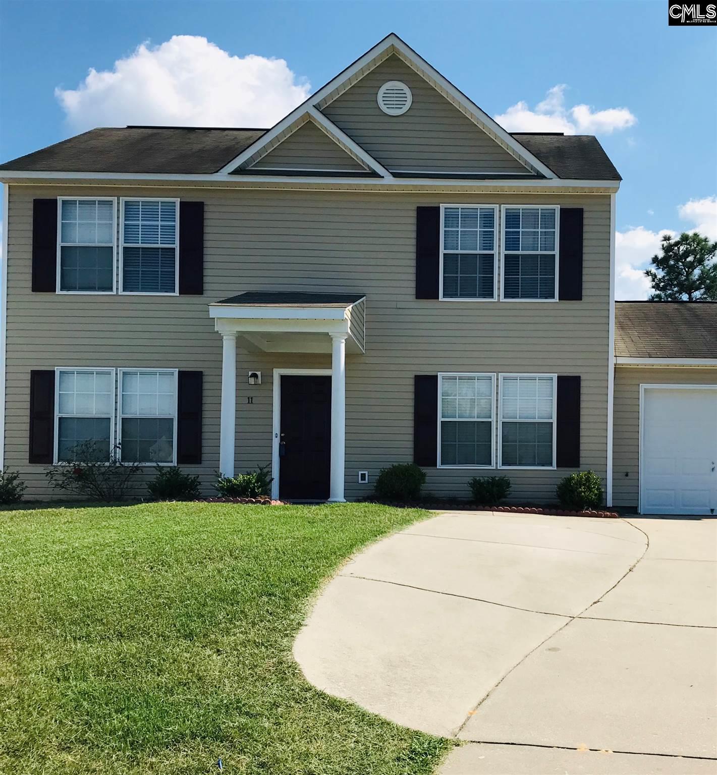 11 Fox Manor Columbia, SC 29229