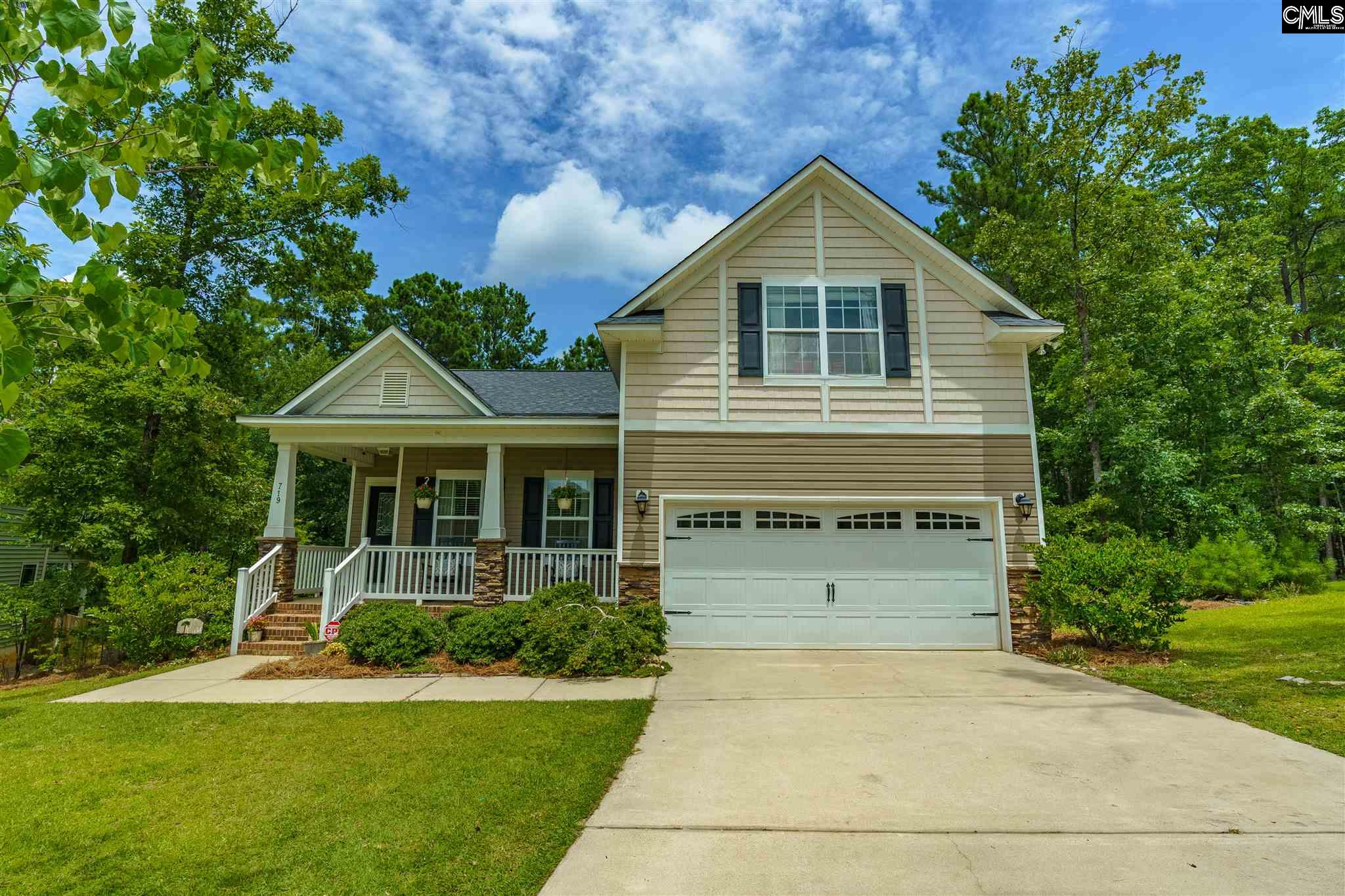 719 Soldier Gray Chapin, SC 29036-7363