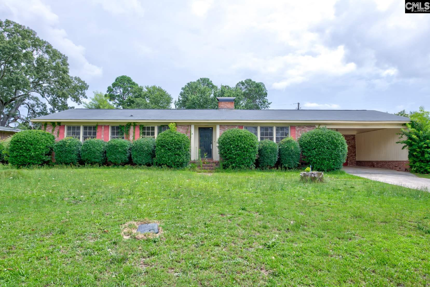 1014 Henry Curtis Columbia, SC 29209