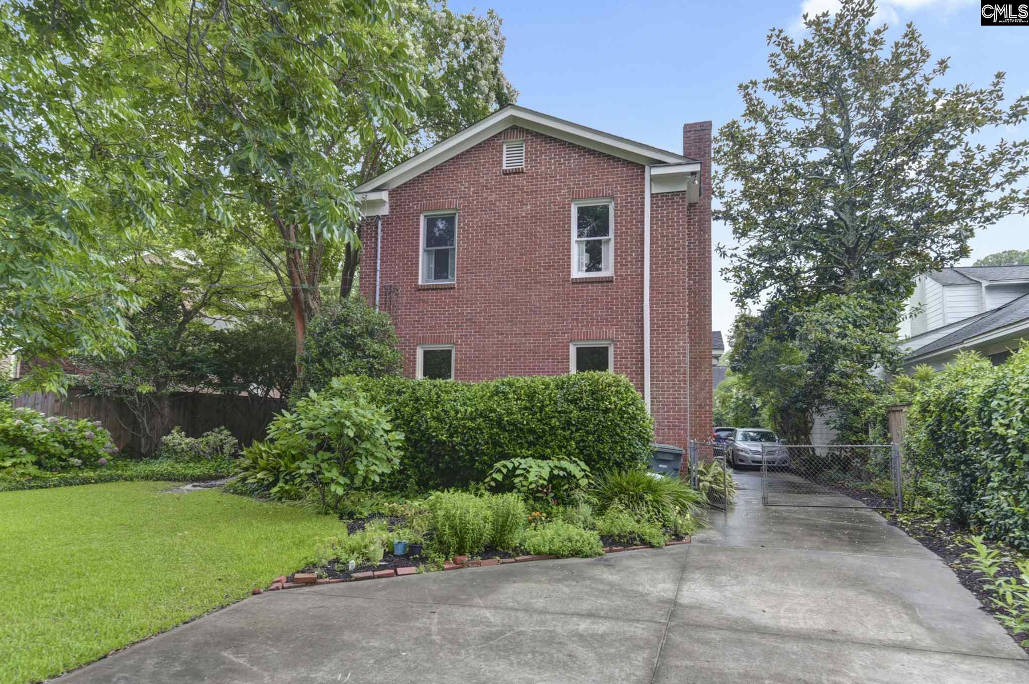 1721 Maplewood Columbia, SC 29205