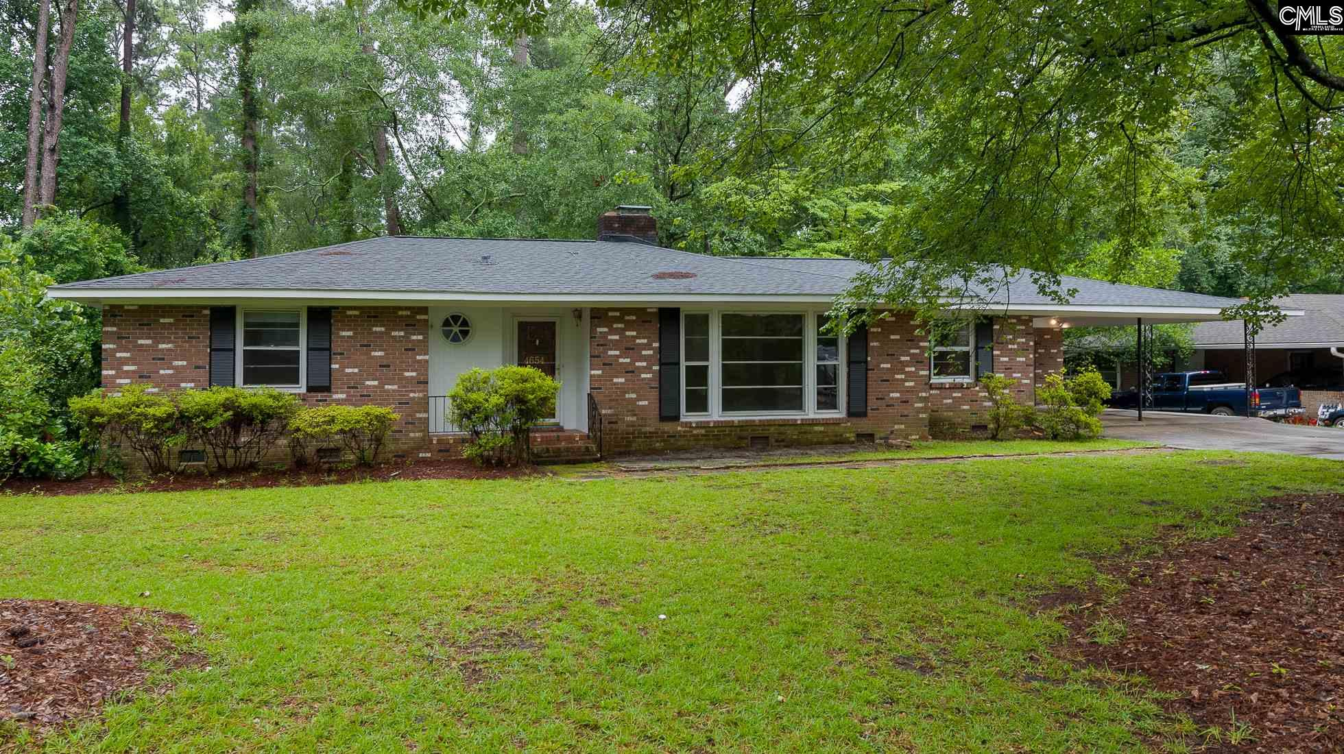 4654 Crystal Columbia, SC 29206