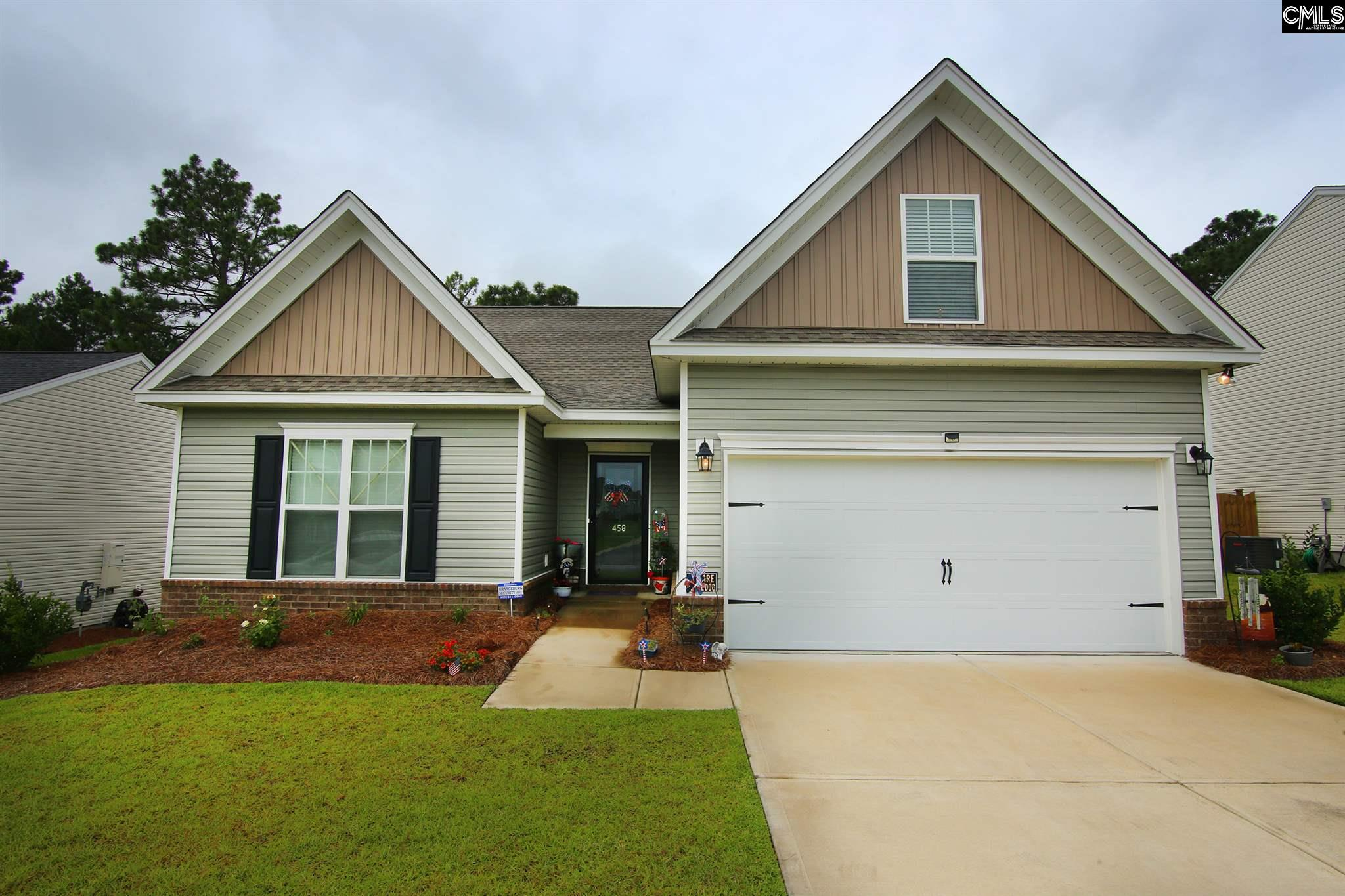 458 Finch Lane Lexington, SC 29073