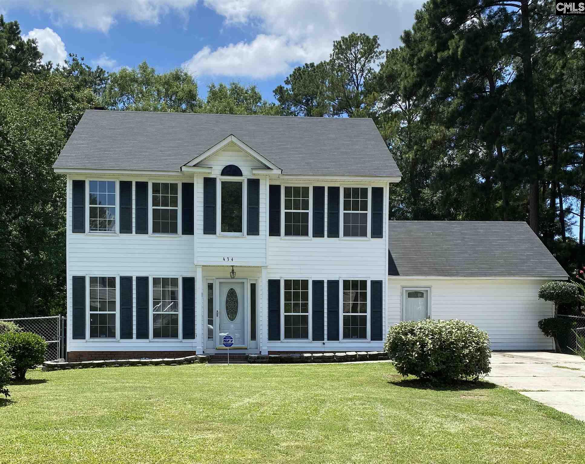 434 Forest Grove Columbia, SC 29210