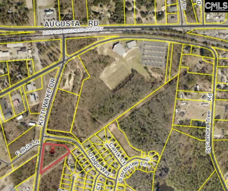 2.25 Acres with option for additional acreage. Zoned Commercial. Stormwater and Sewer Tap already in place. Great opportunity for medical office, daycare site, or any business that wants cheaper commercial front options that are not directly on US1. 3700 cars/day per SCDOT.