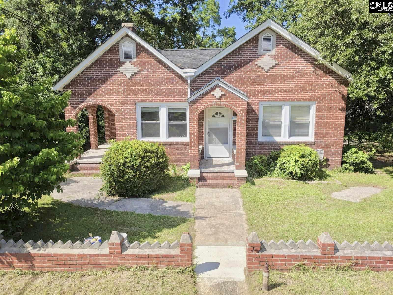 1206 Whitney Columbia, SC 29201