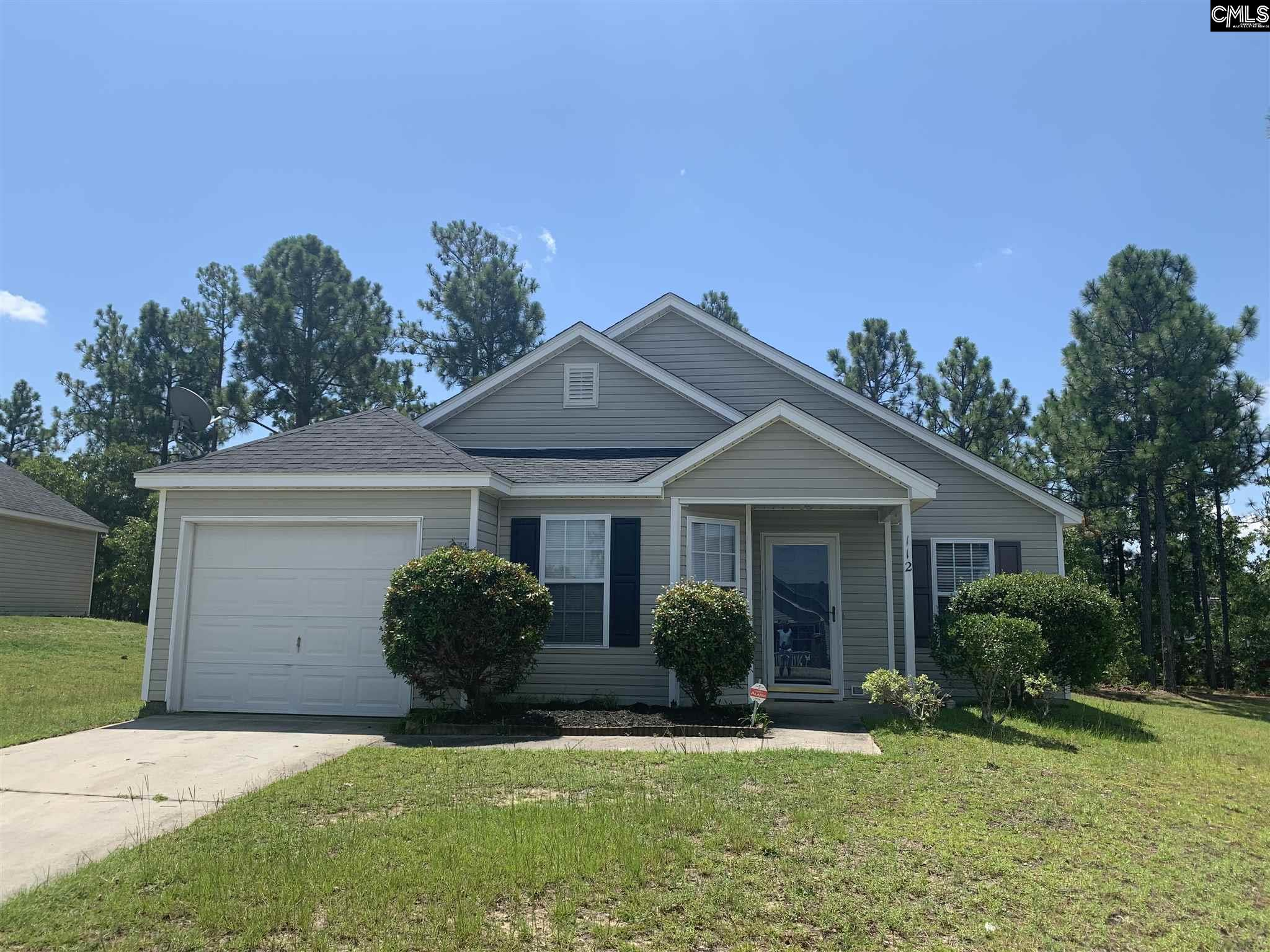 112 Sterling Hills Columbia, SC 29229-7733