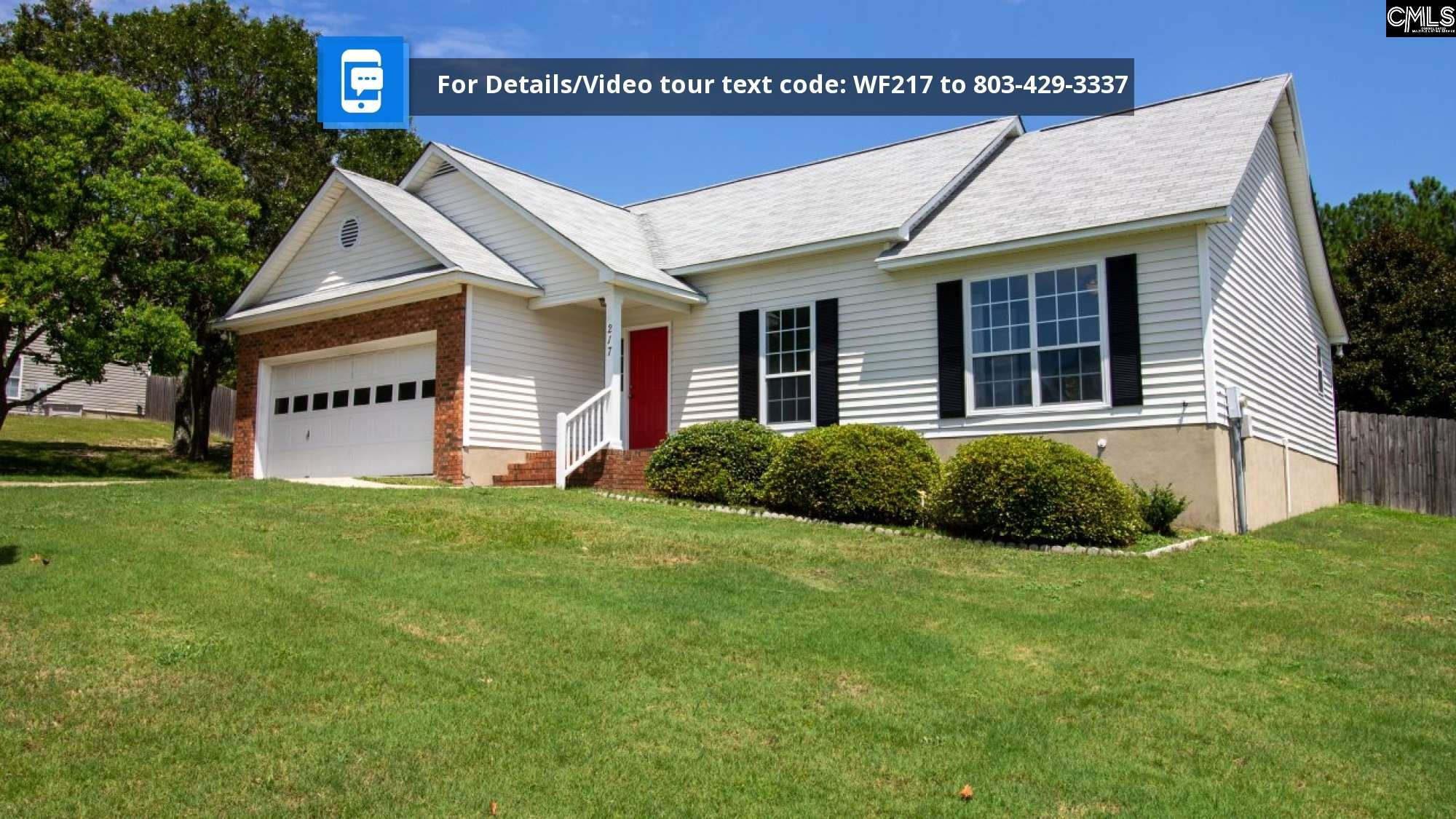 217 Willow Forks Lexington, SC 29073