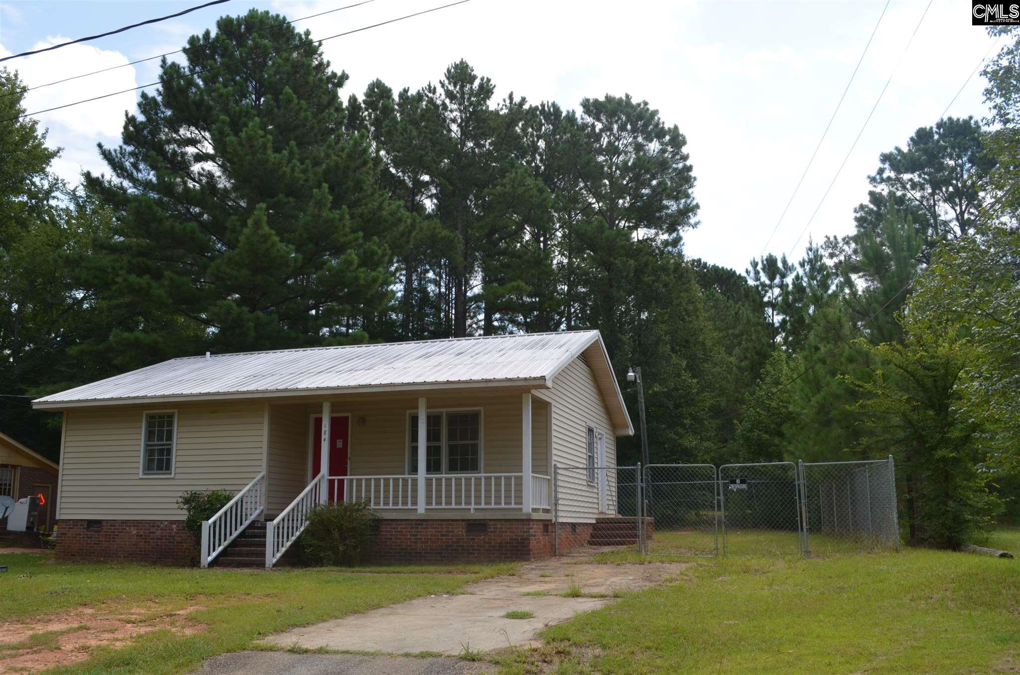 184 Forest Hills Prosperity, SC 29127-9760
