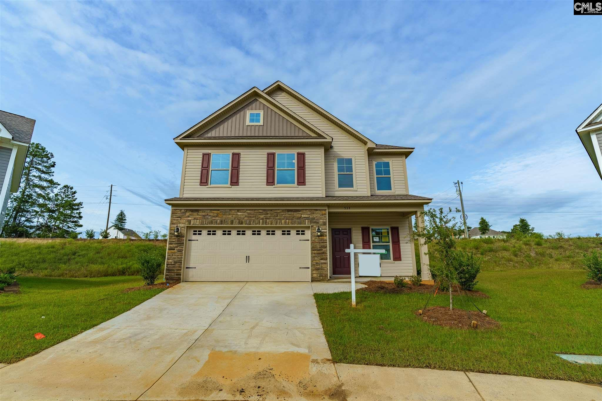 534 South Cobia Irmo, SC 29063-0000