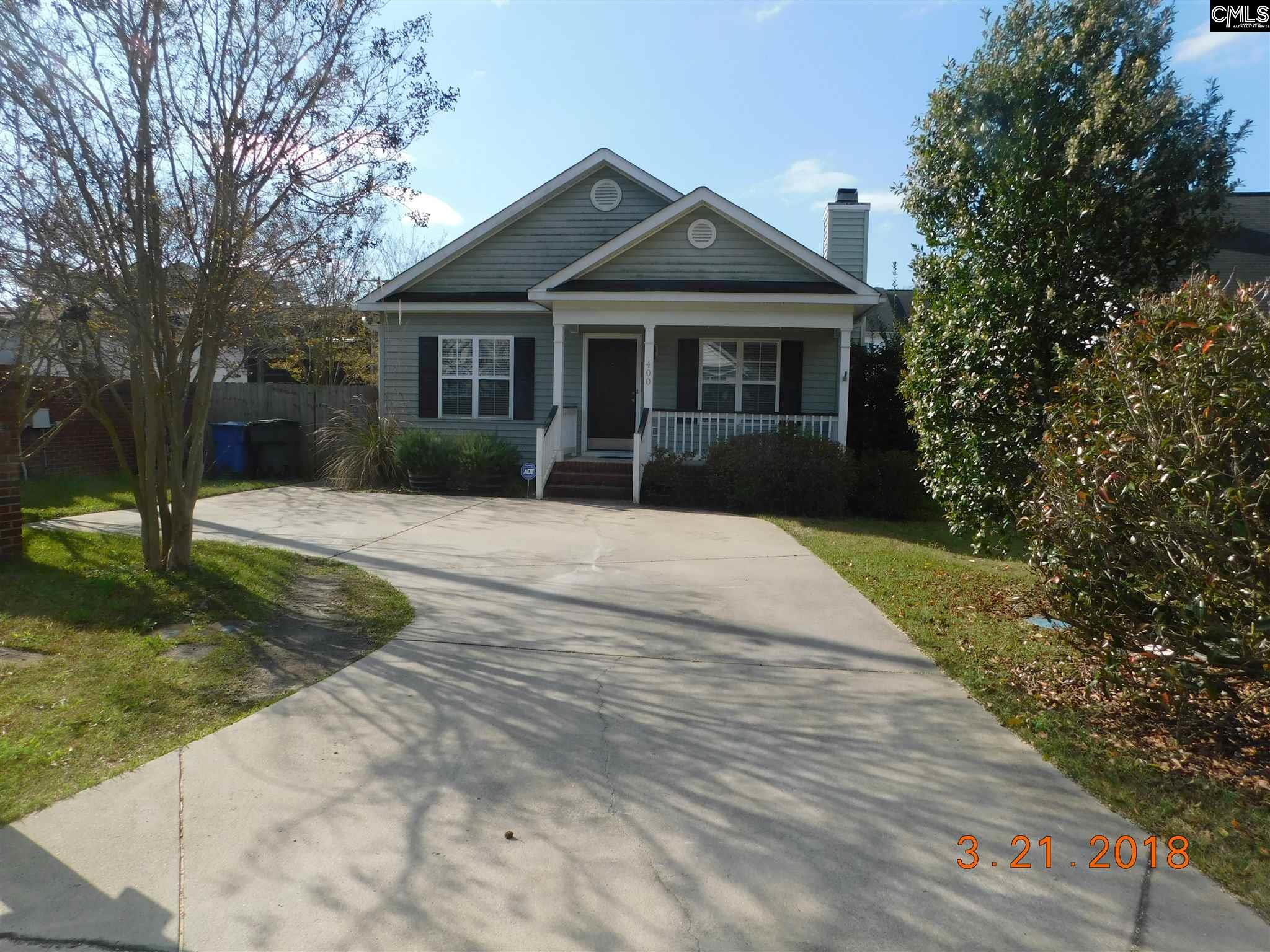 407 Cami Forest Columbia, SC 29209