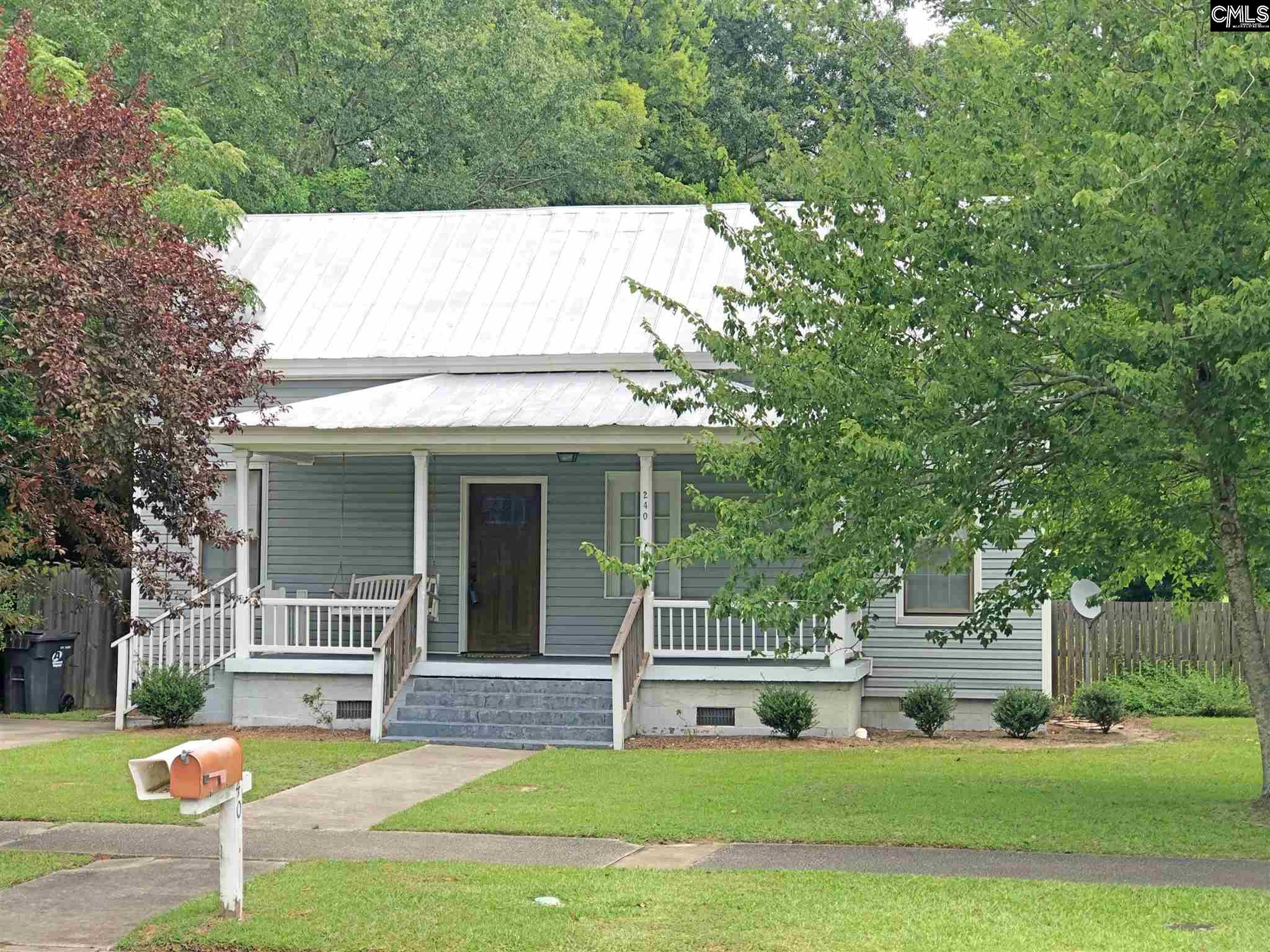 240 Main Leesville, SC 29070