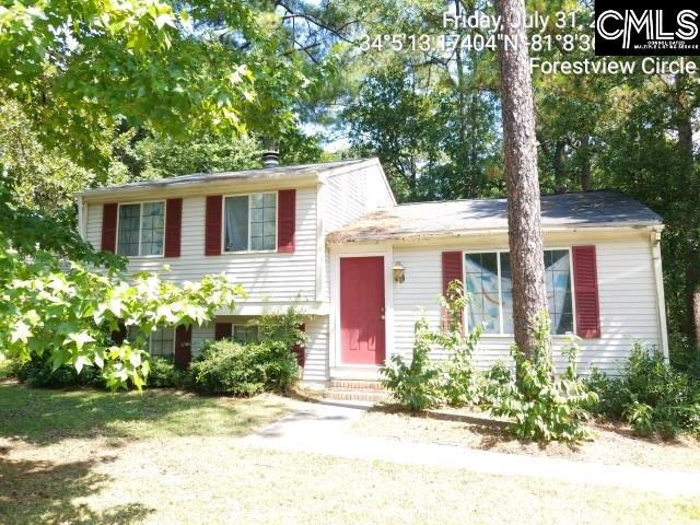 101 Forestview Columbia, SC 29212