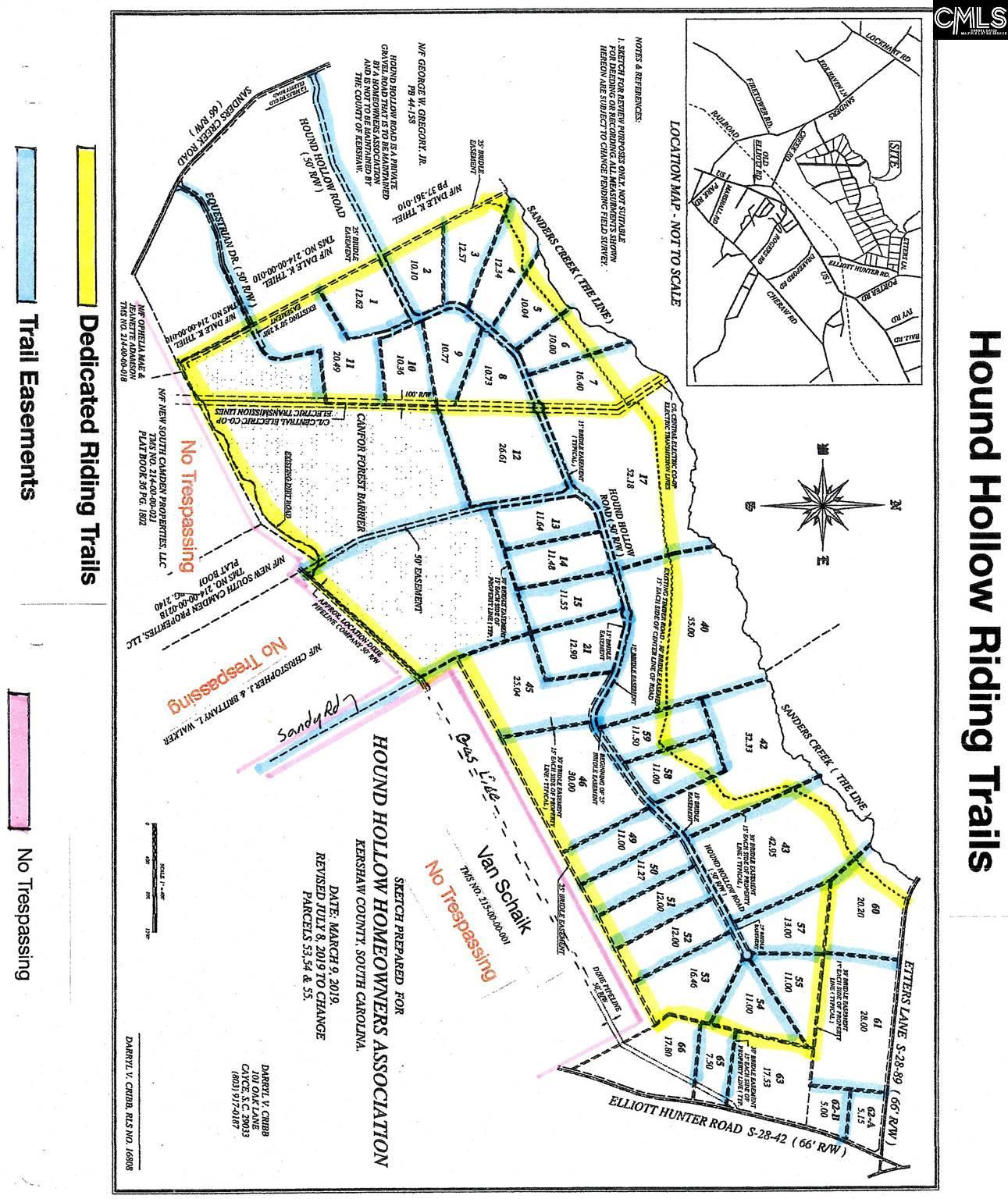 91 Hound Hollow Road Camden, SC 29020-9654