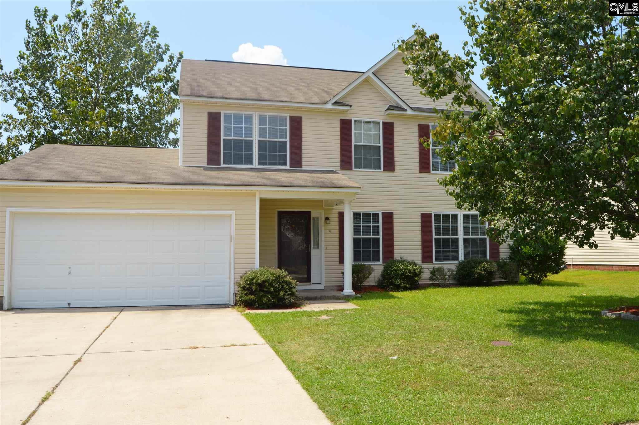 4 Killian Green Columbia, SC 29229-8014