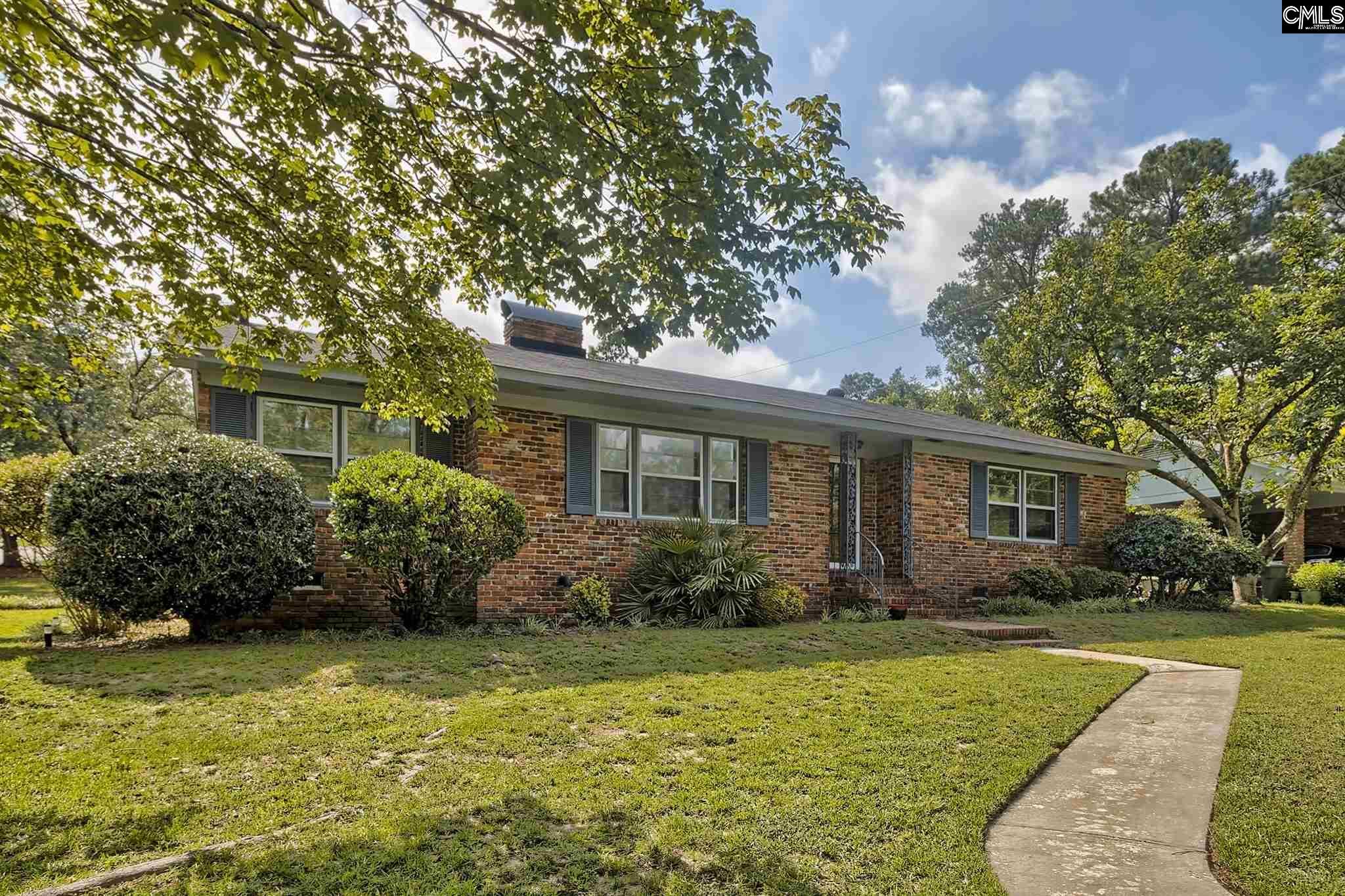 93 Dinwood Columbia, SC 29204-3707