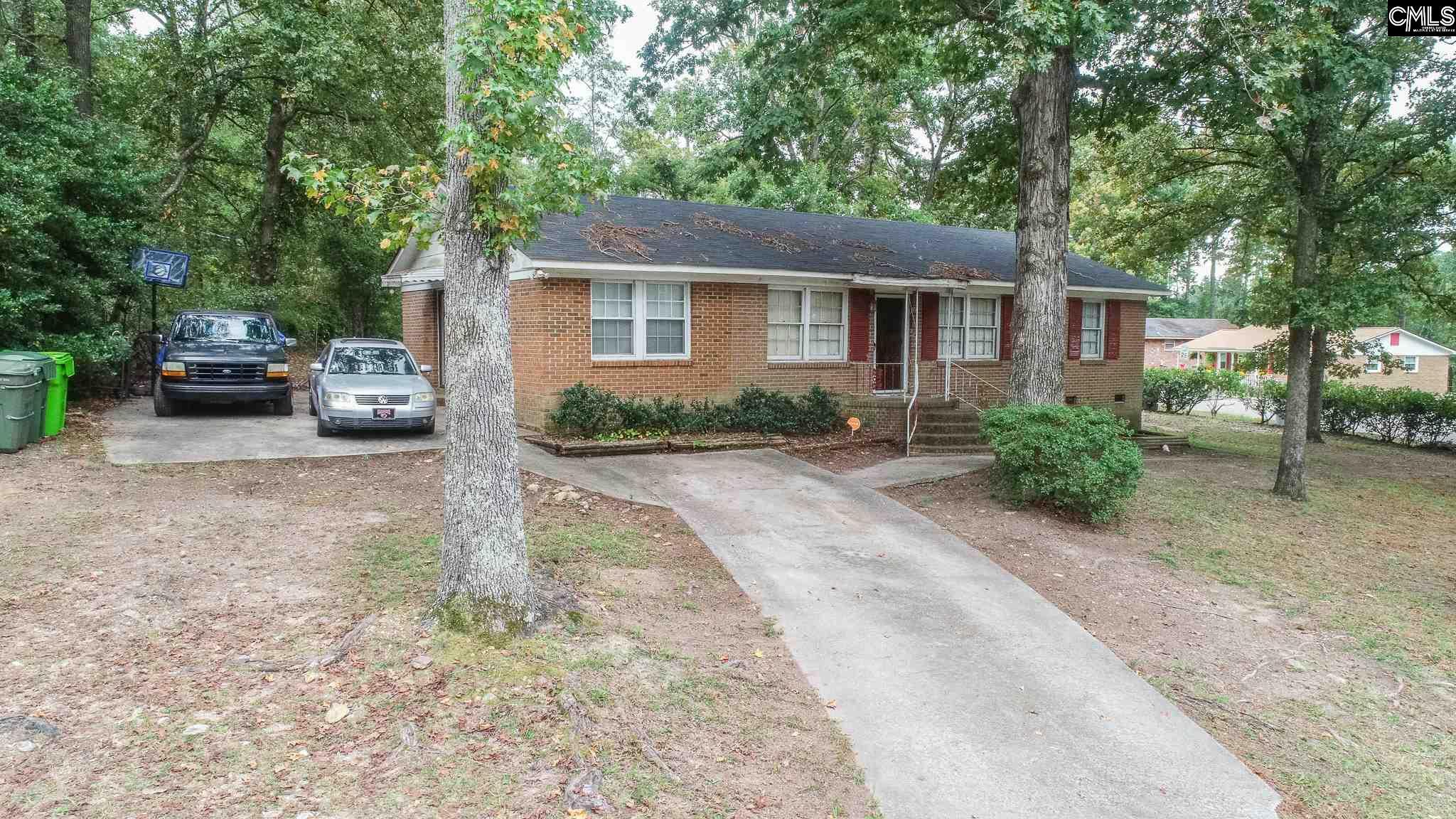 1014 Piney Woods Columbia, SC 29210-4329