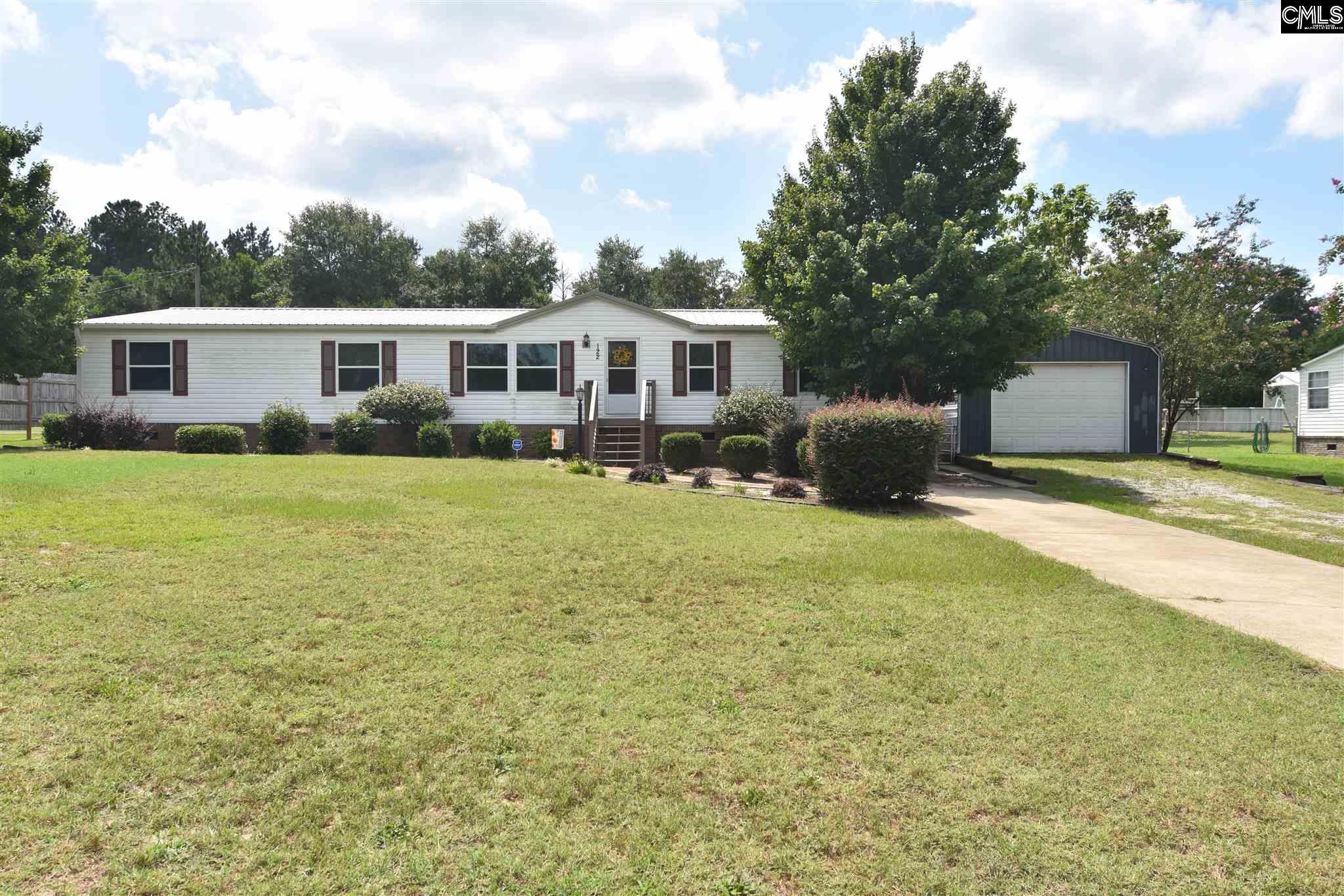 122 W Hampton Leesville, SC 29070-8483