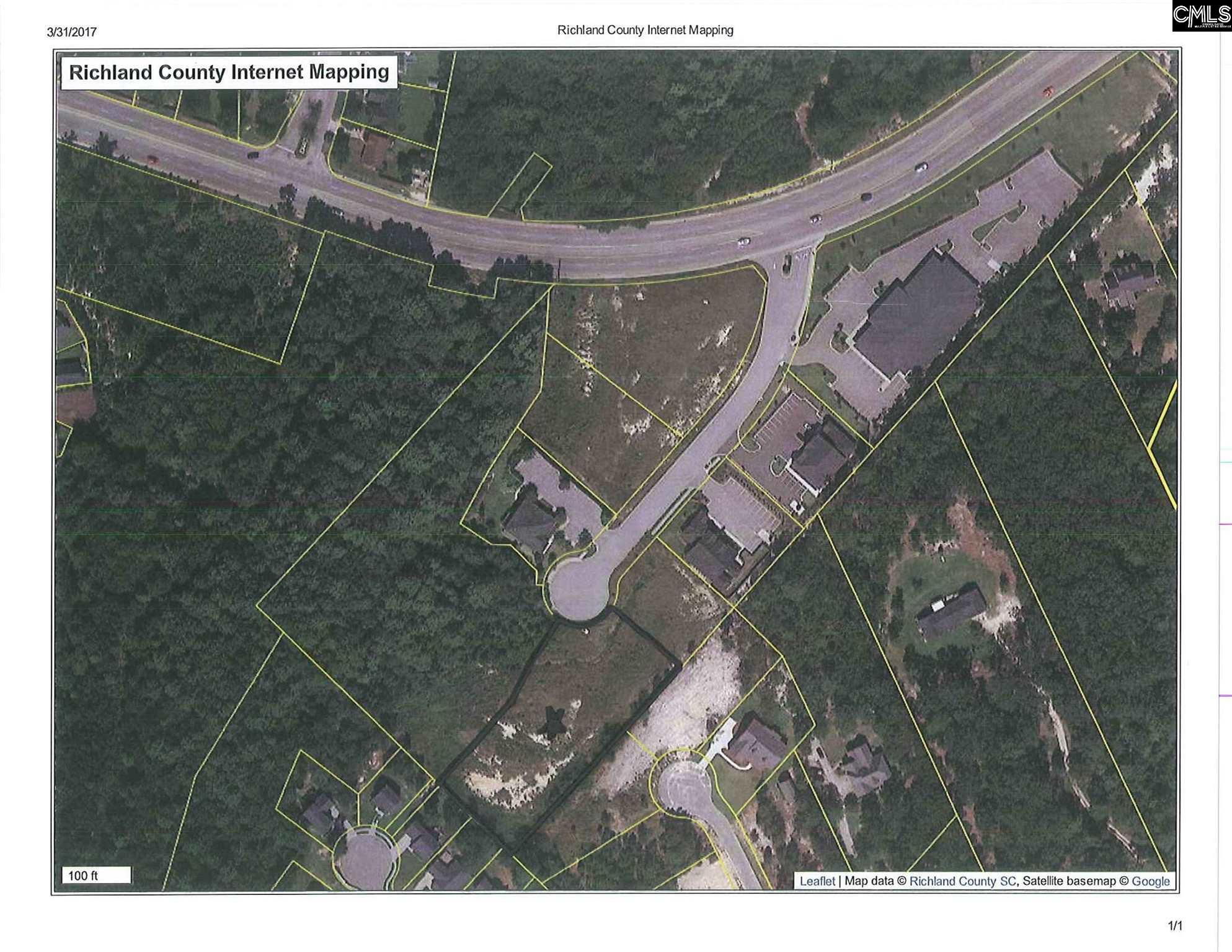 REDUCED!   +/- 1.31 acres conveniently located in Clemson Professional Park off Clemson Road.  Lot is ready with all utilities in place.  Improved with curb and gutter, common area, water, sewer, gas and electricity.  Zoned OI.