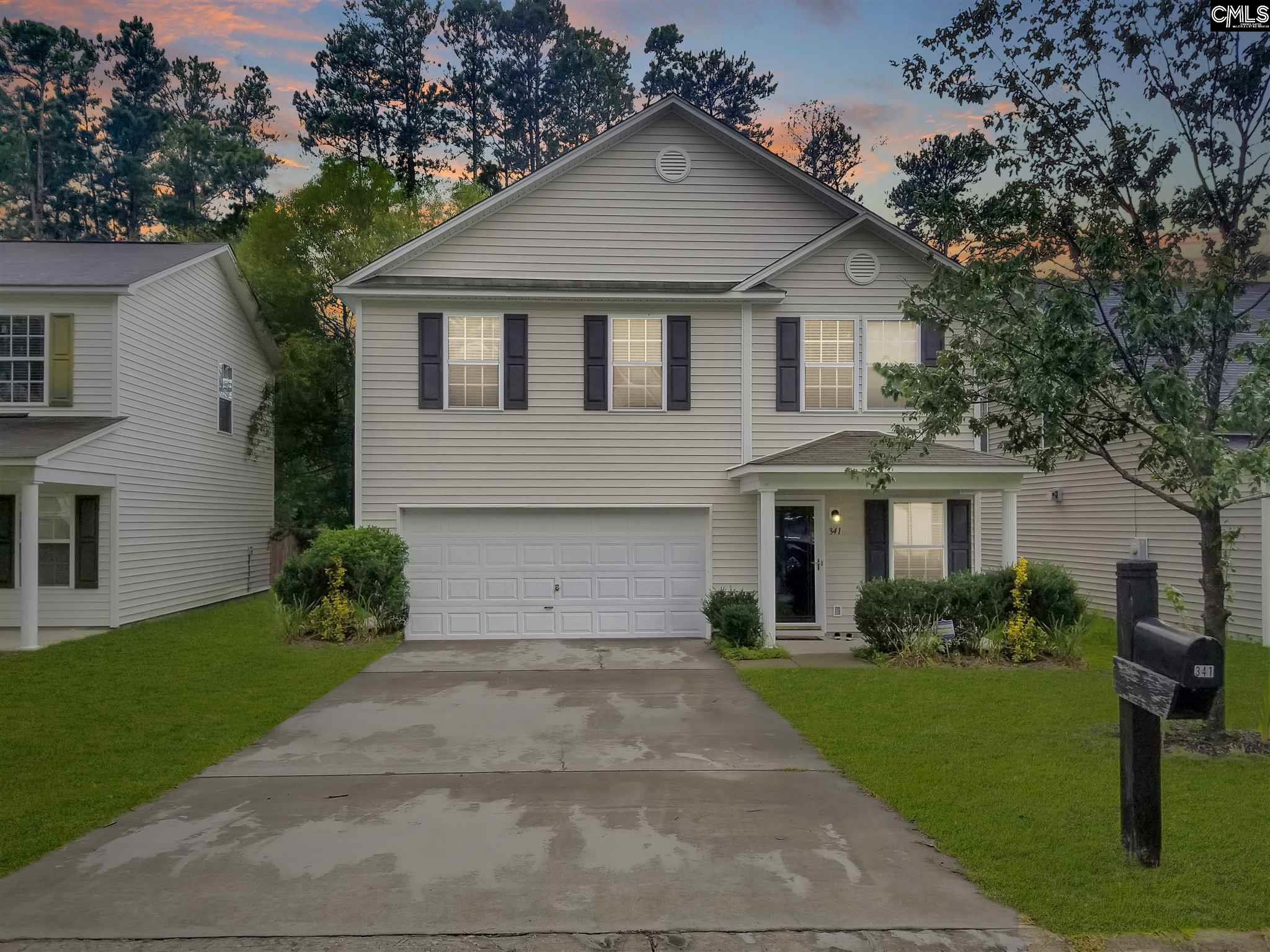 341 Valley Heights Lane Columbia, SC 29223