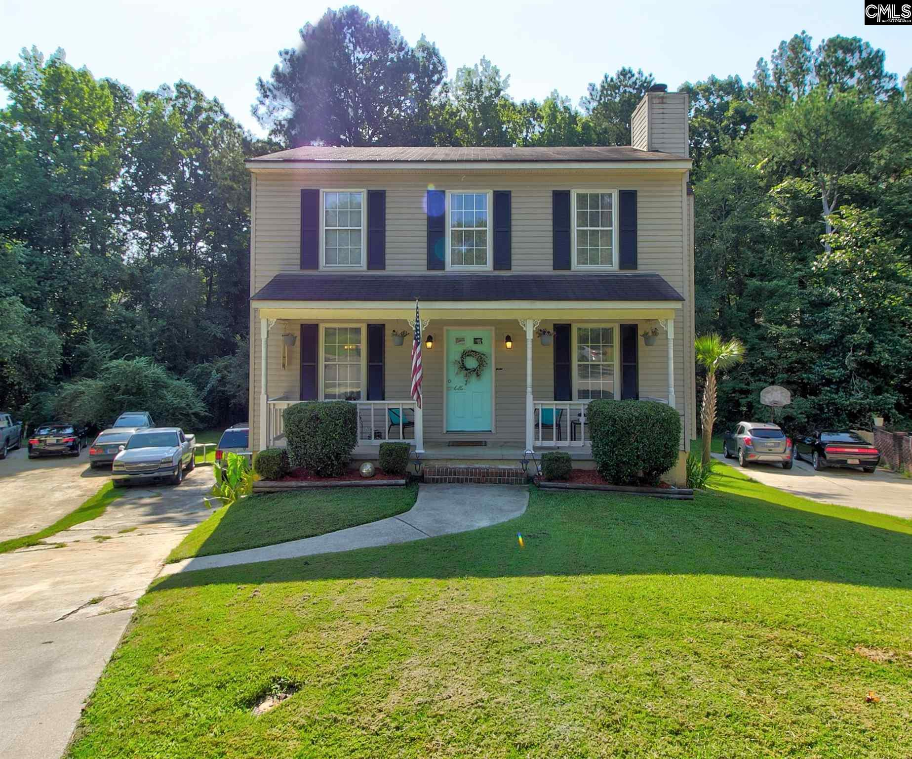 21 Pioneers Point Irmo, SC 29063