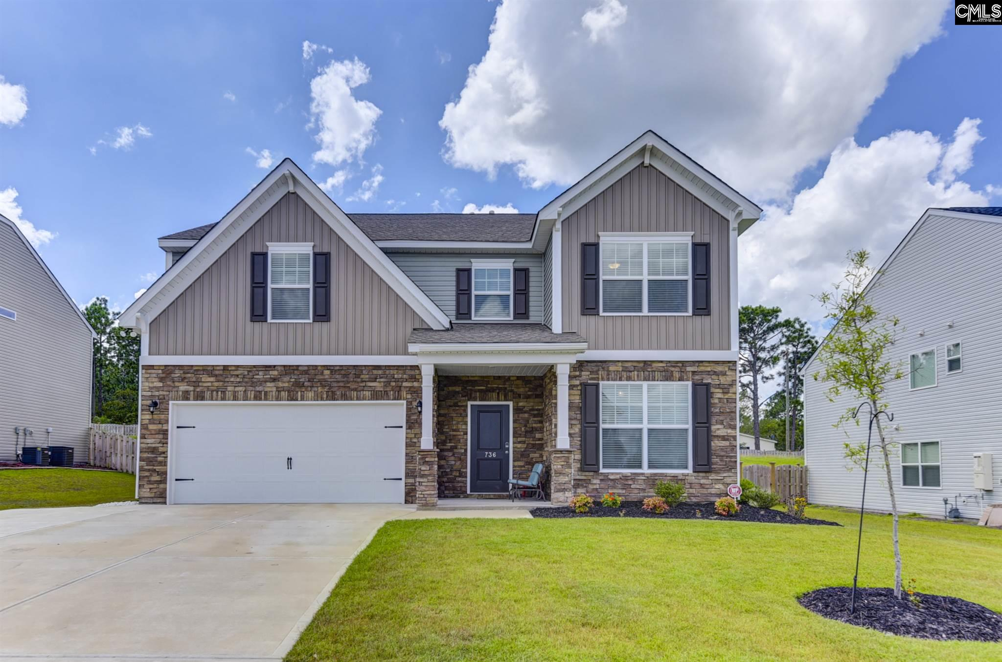 736 Spring Cress Lexington, SC 29073