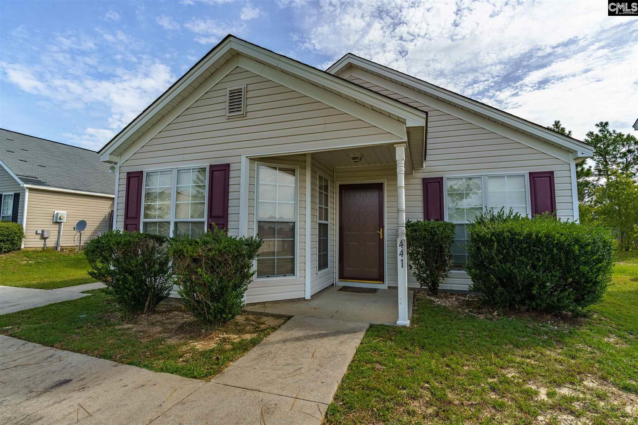 441 Legend Oaks Columbia, SC 29229