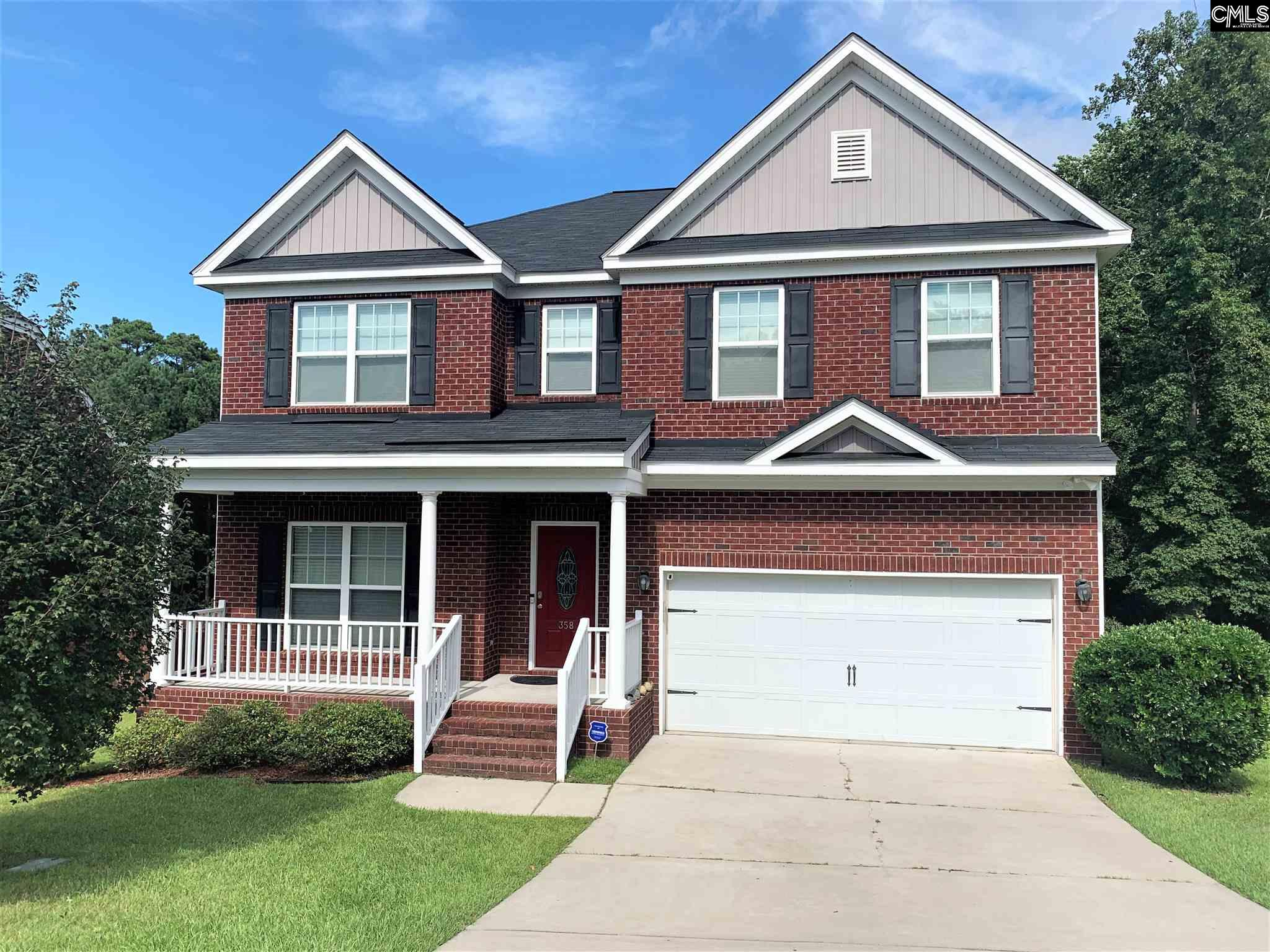 358 Quiet Creek Blythewood, SC 29016-7193