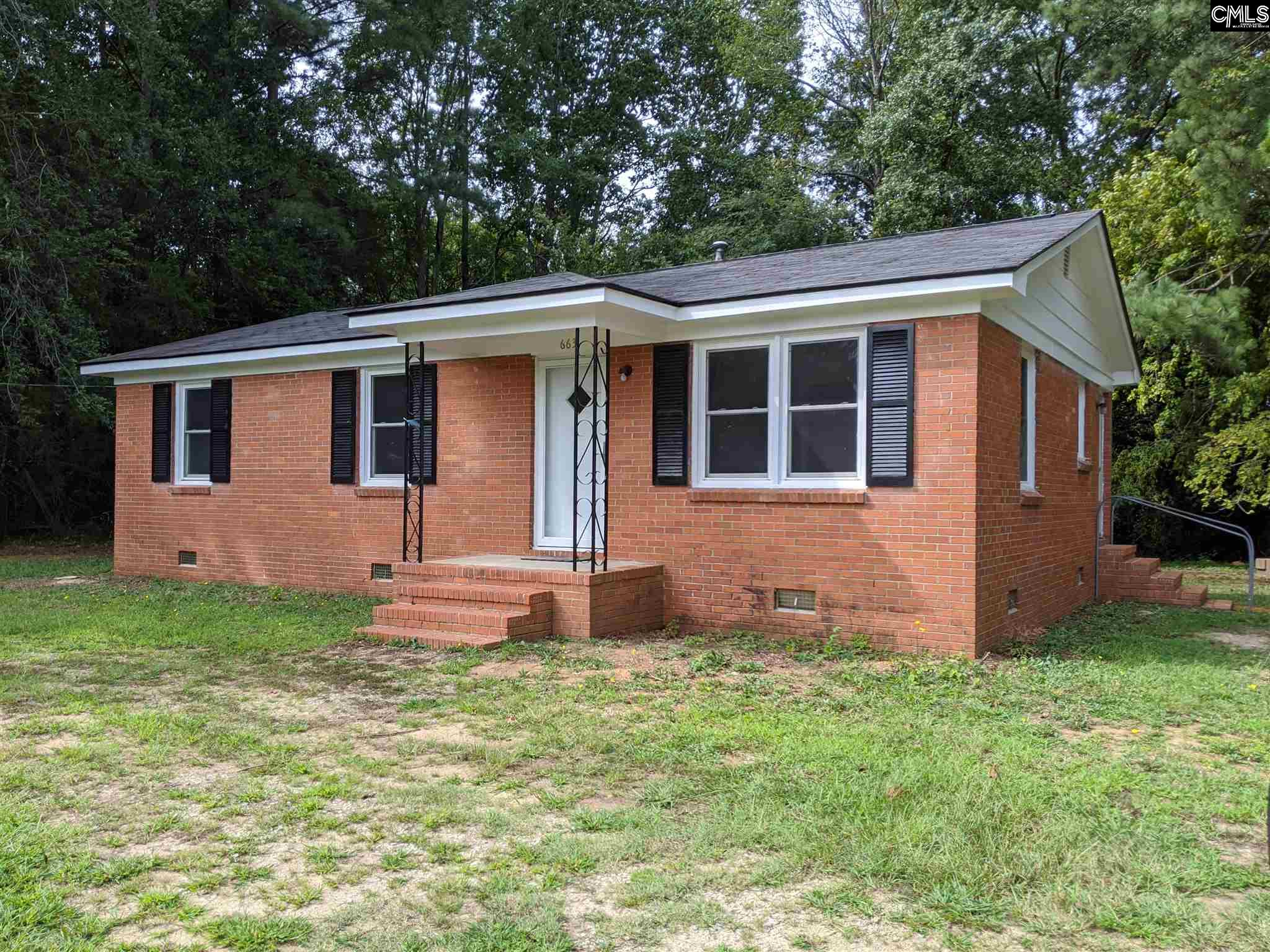 663 Old Chester Winnsboro, SC 29180