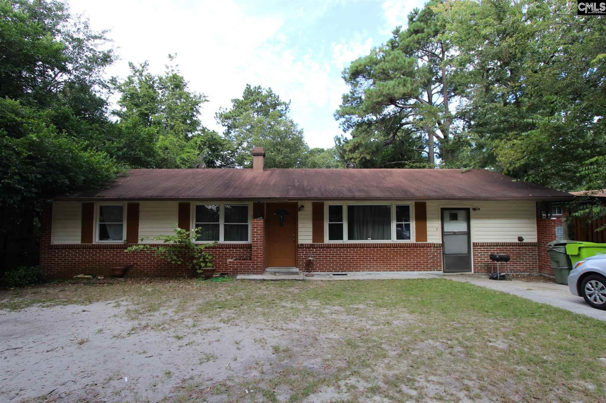 1821 Nearview Columbia, SC 29223