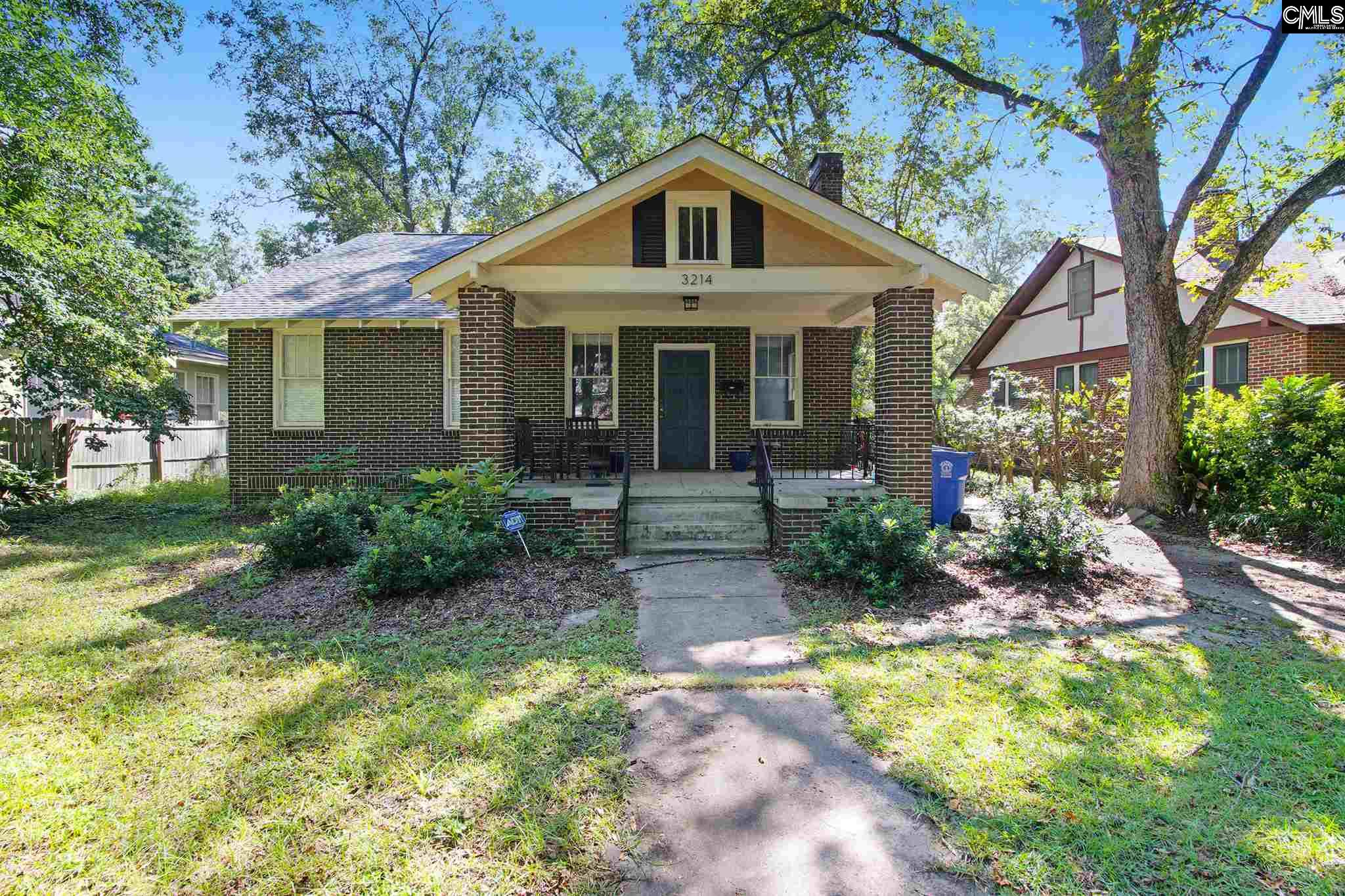 3214 Murray Columbia, SC 29205