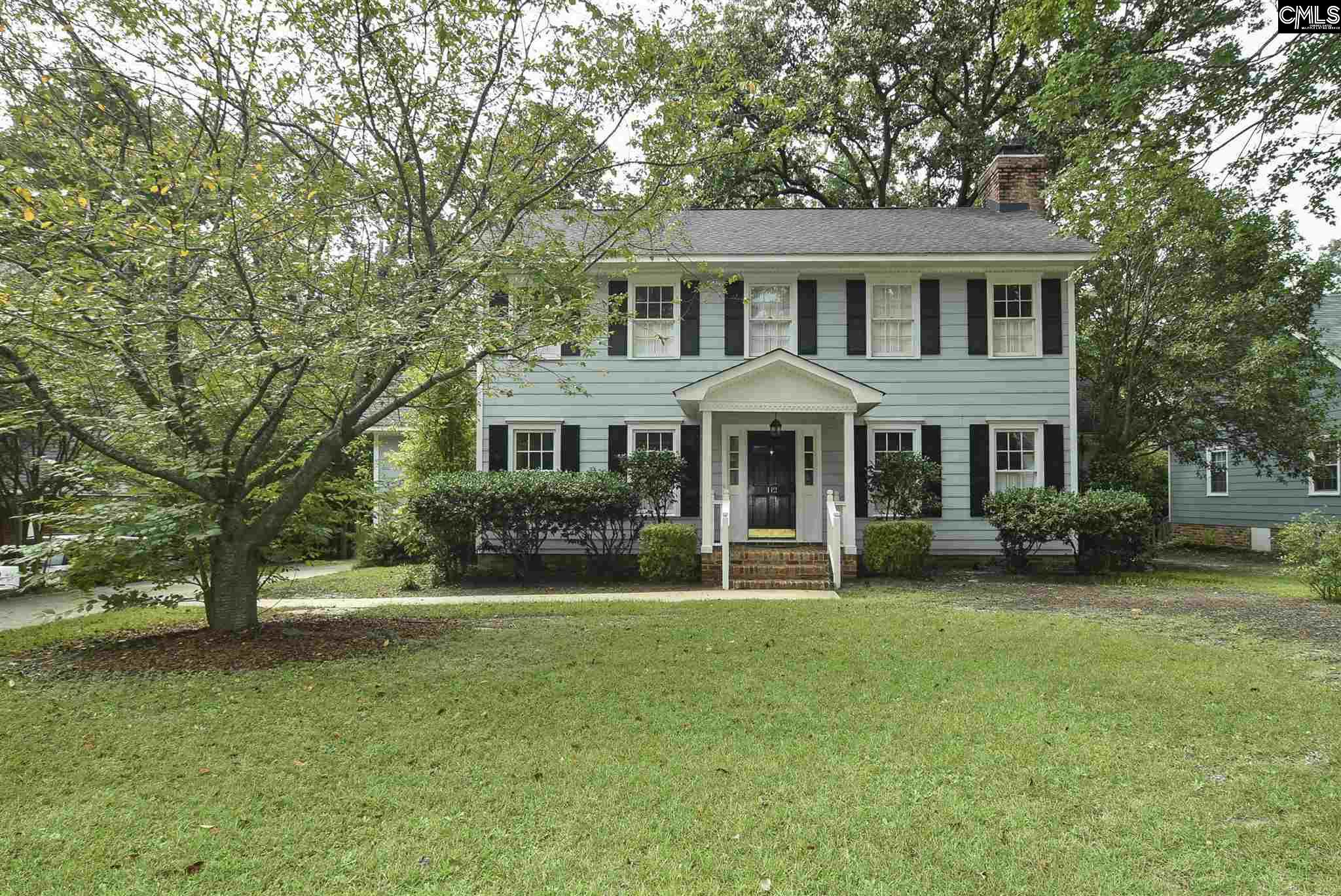 112 Chimney Hill Road Columbia, SC 29209