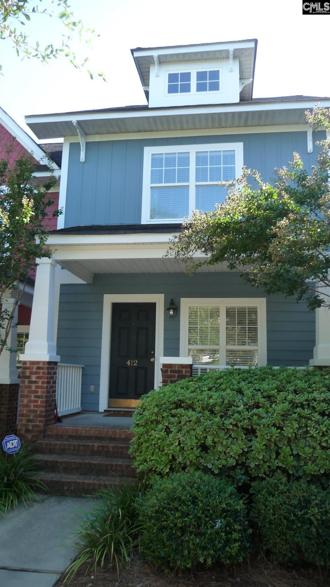 412 Hampton Forest Columbia, SC 29209