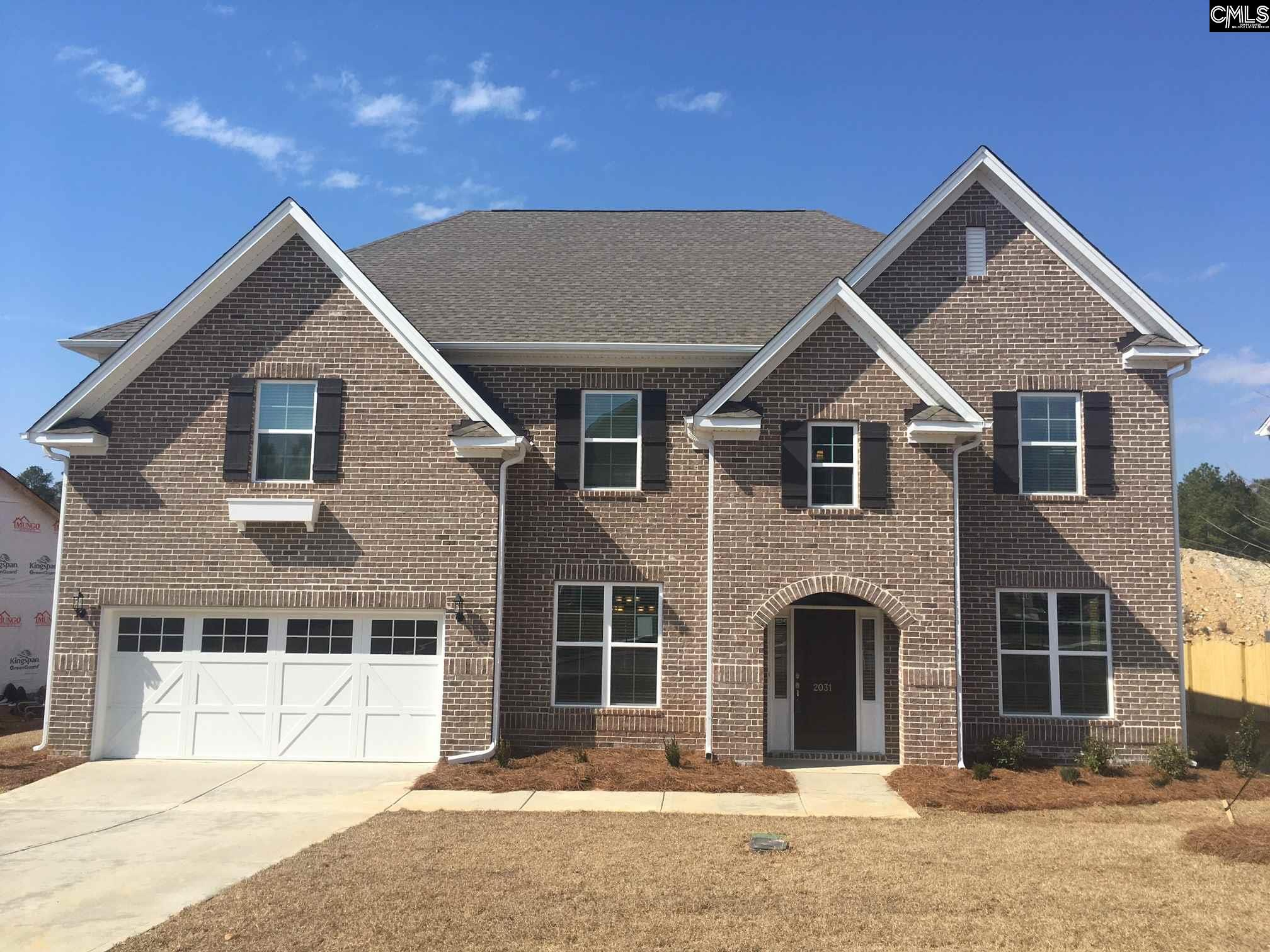 2031 Ludlow Place Chapin, SC 29036