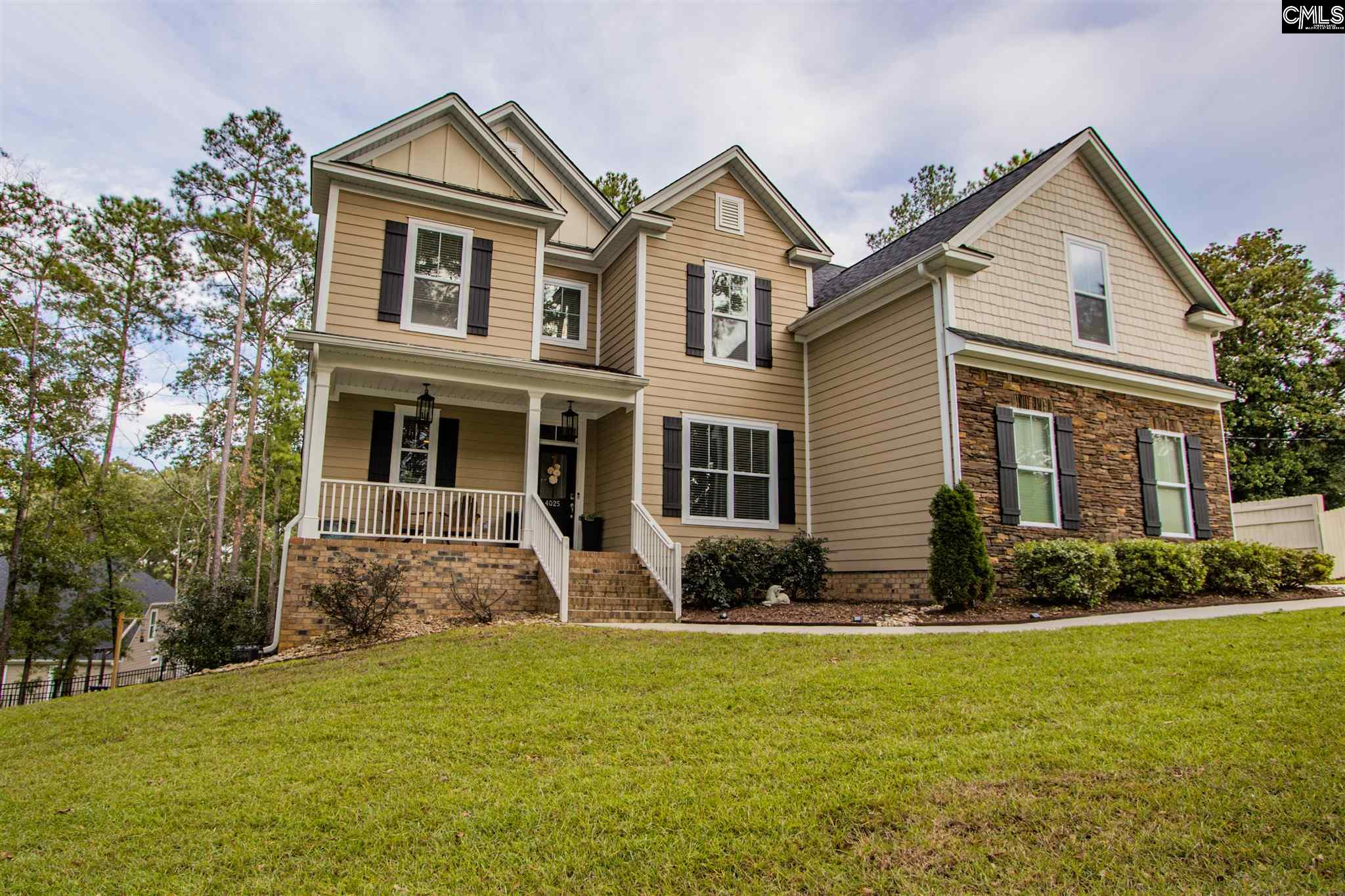 4025 Beverly Drive Columbia, SC 29204-4318
