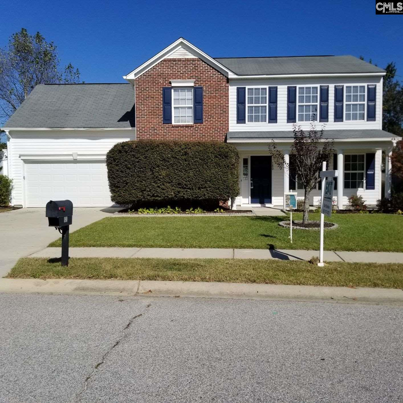 180 Hunters Mill West Columbia, SC 29170