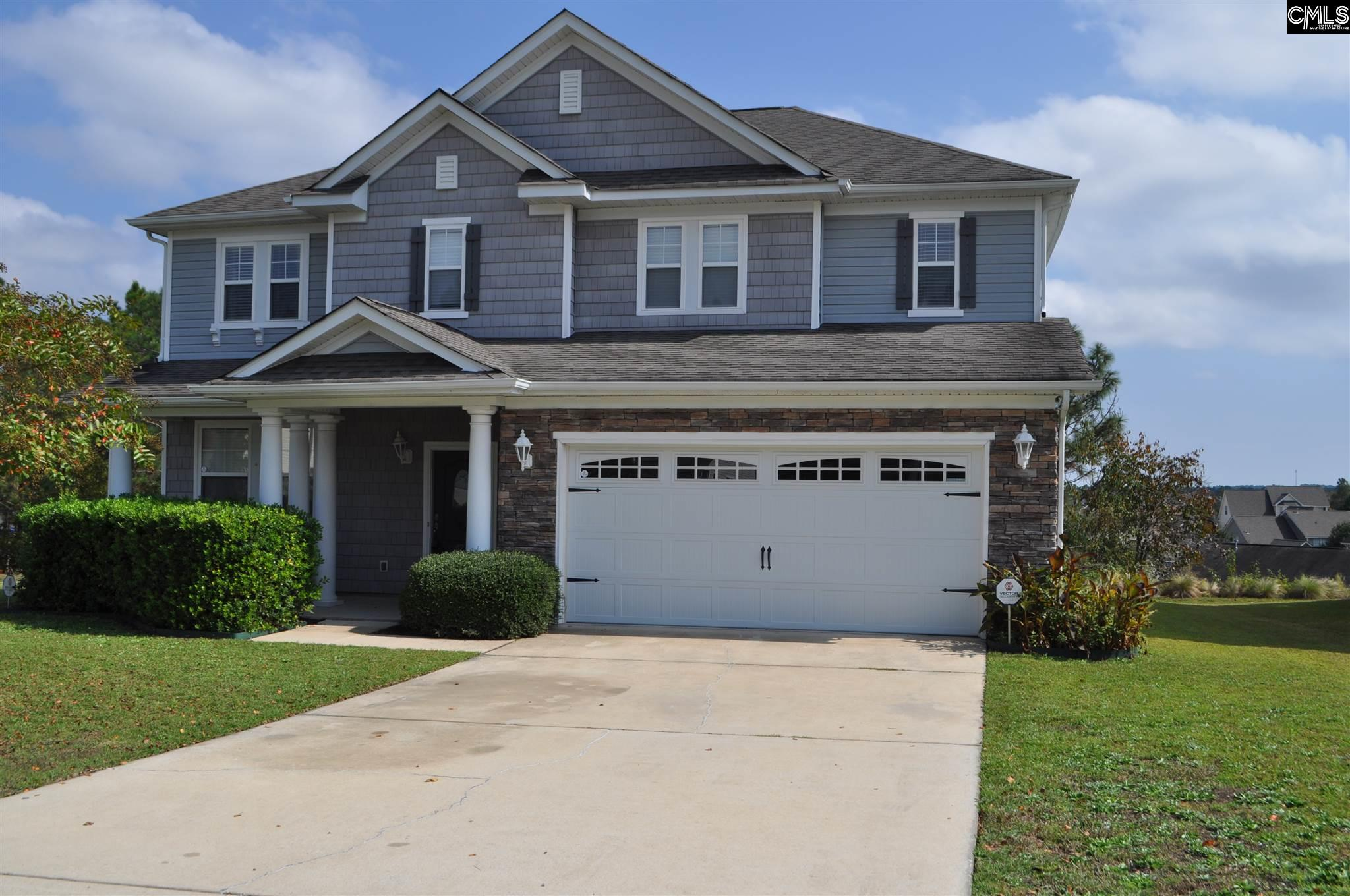 427 Indigo Ridge Columbia, SC 29229-7157