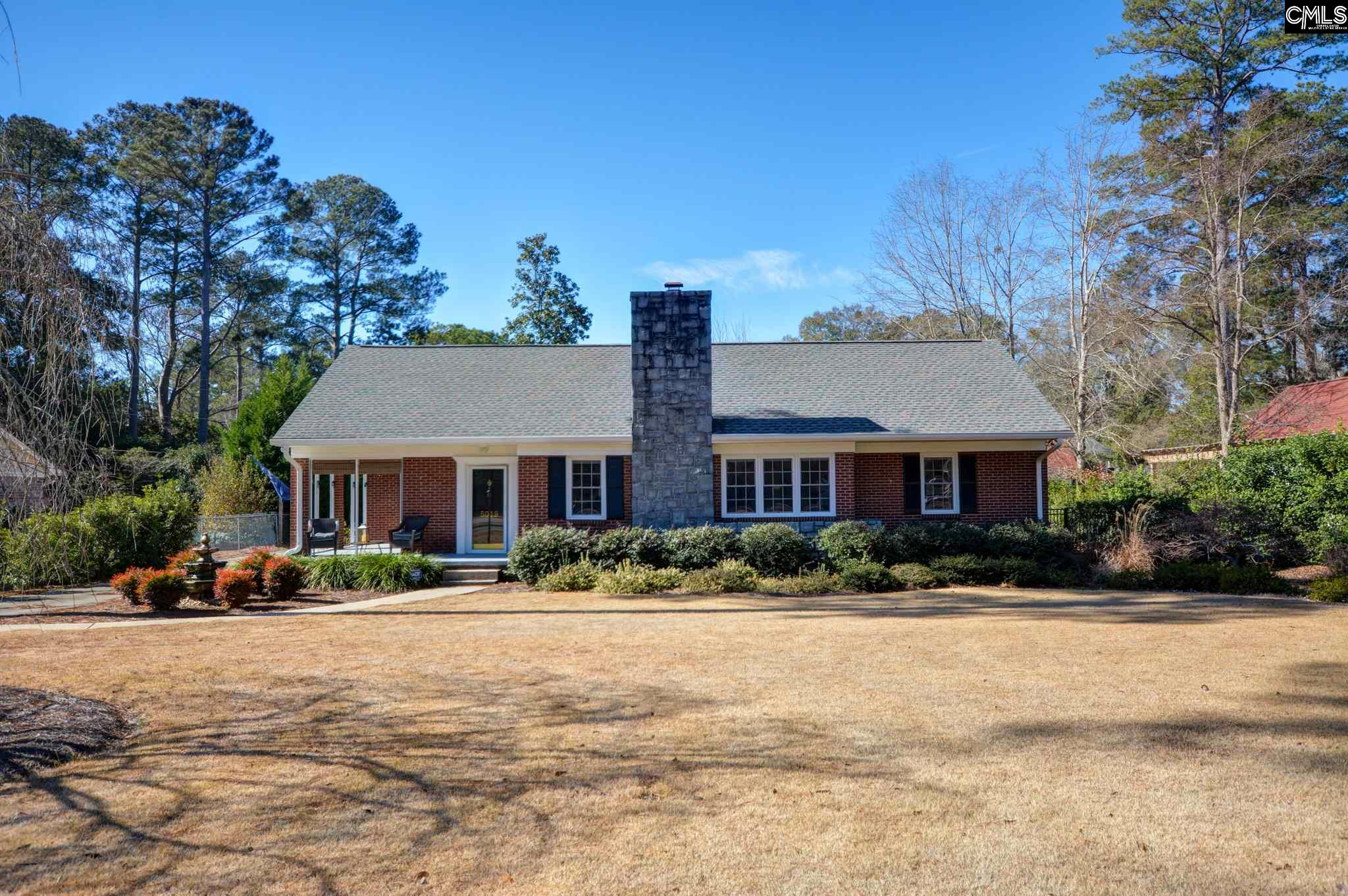 5019 Wofford Avenue Columbia, SC 29206-3033