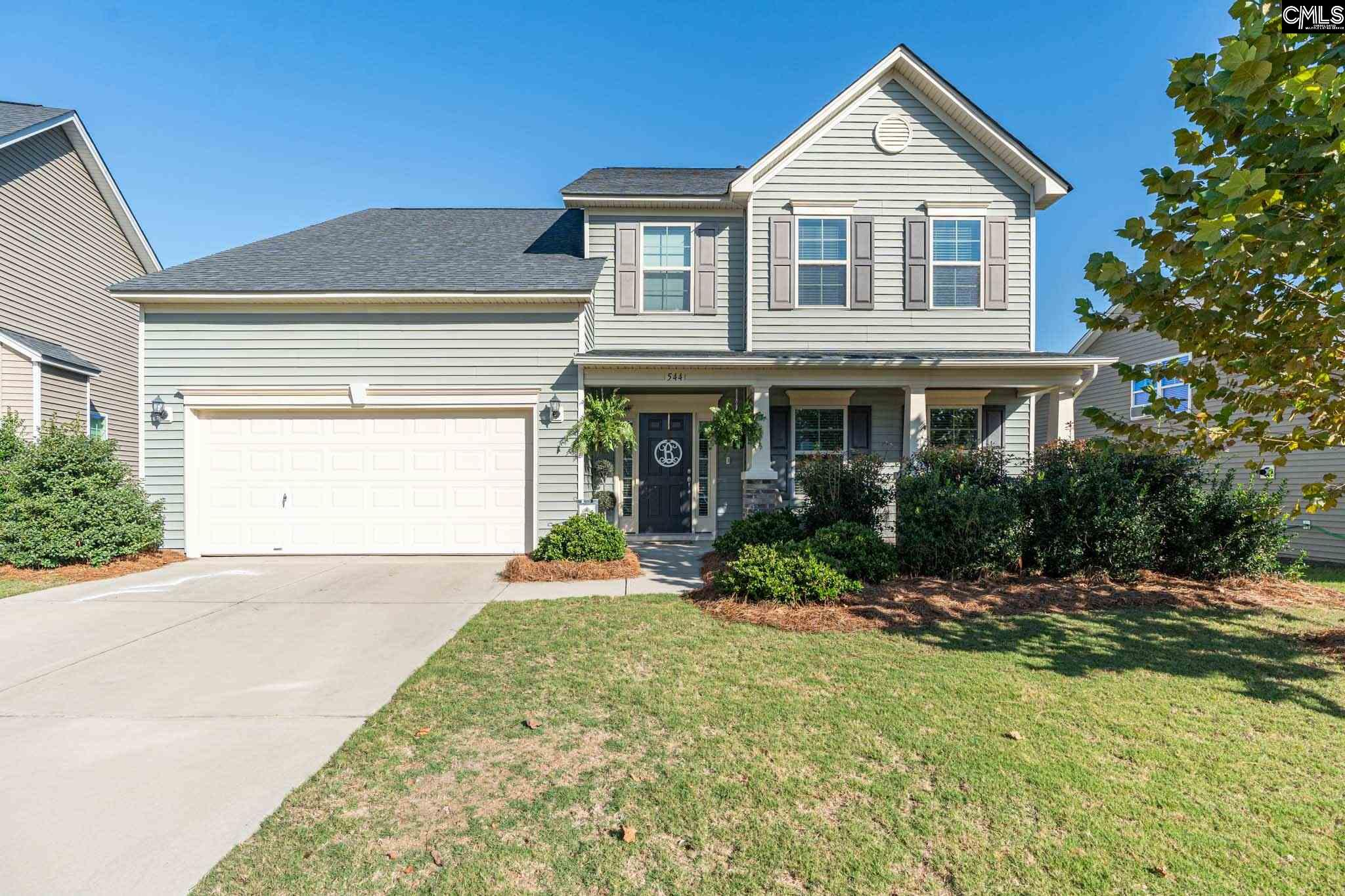 544 Blue Ledge Lexington, SC 29072-8349