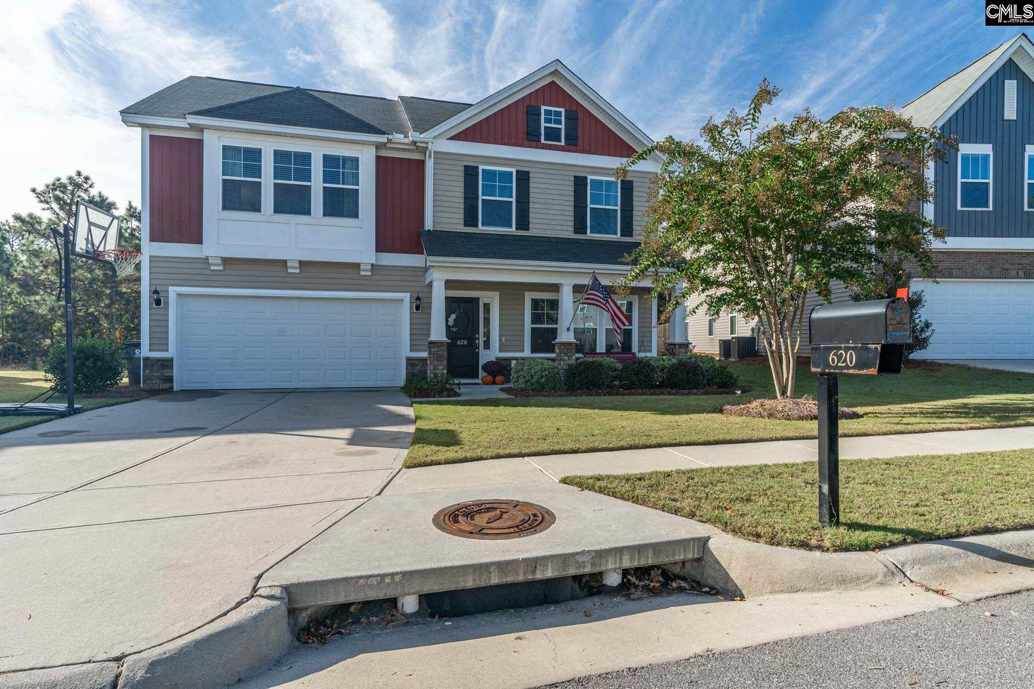 620 Blue Ledge Lexington, SC 29072-8368