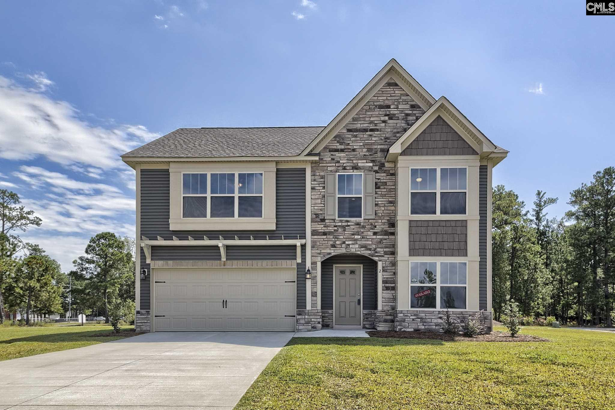 937 Native Rye(lot 299) Lexington, SC 29073