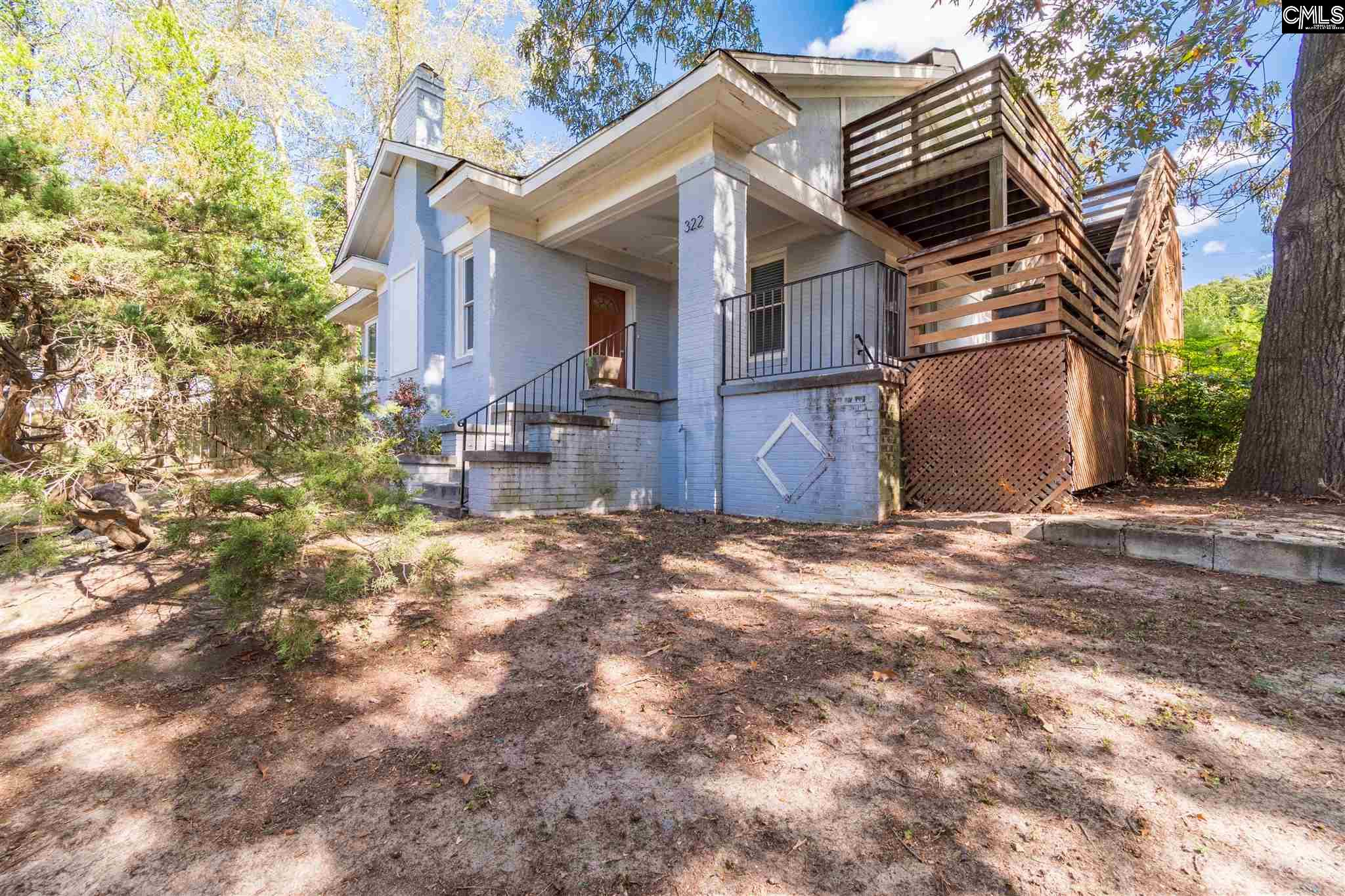 322 S Pickens Columbia, SC 29205