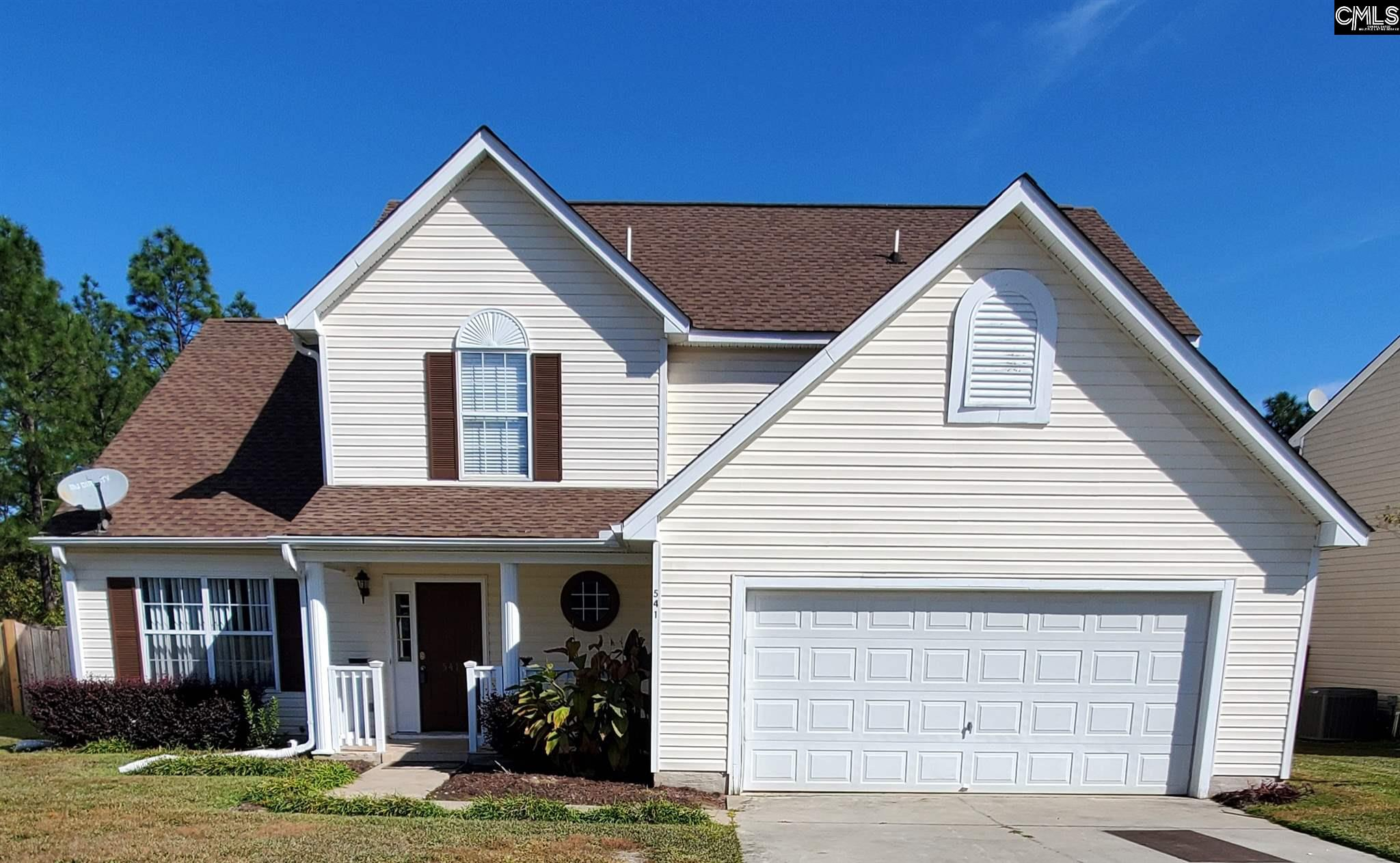 541 Autumn Glen Columbia, SC 29229