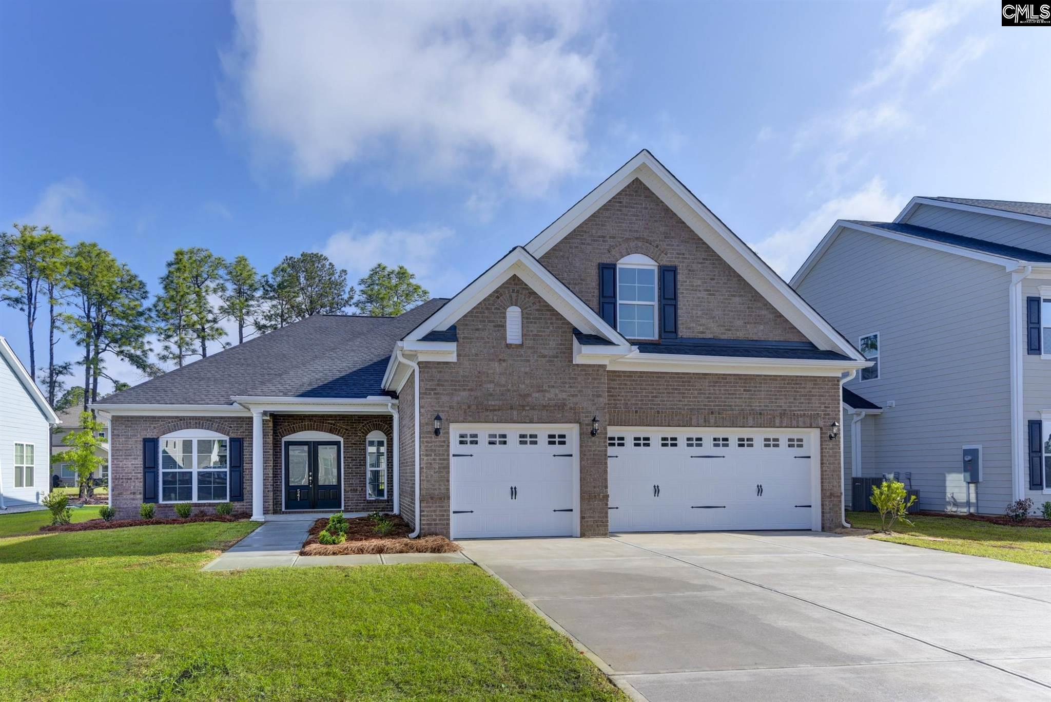 541 Pine Knot Road Blythewood, SC 29016