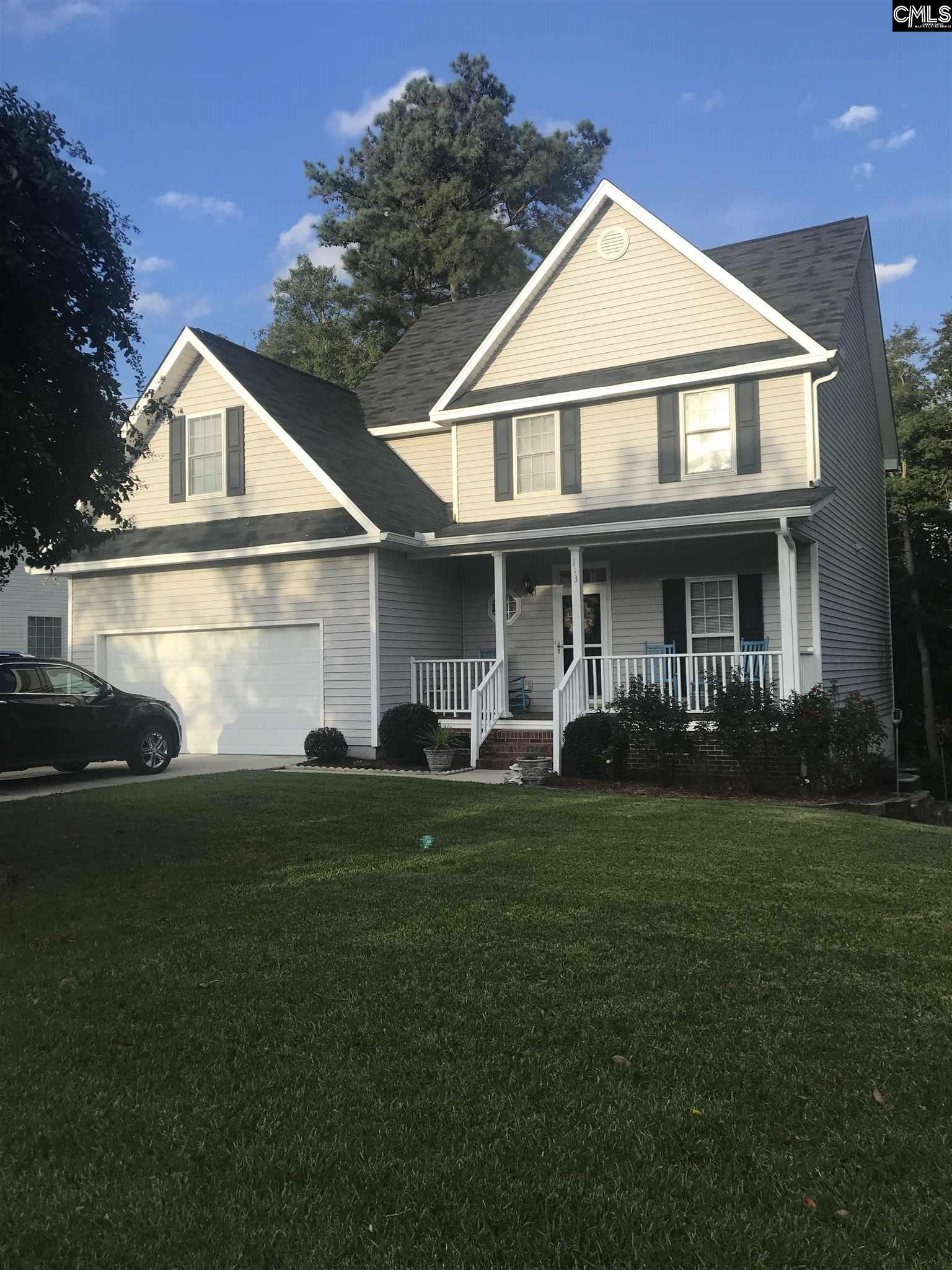 113 Heatherfield West Columbia, SC 29170