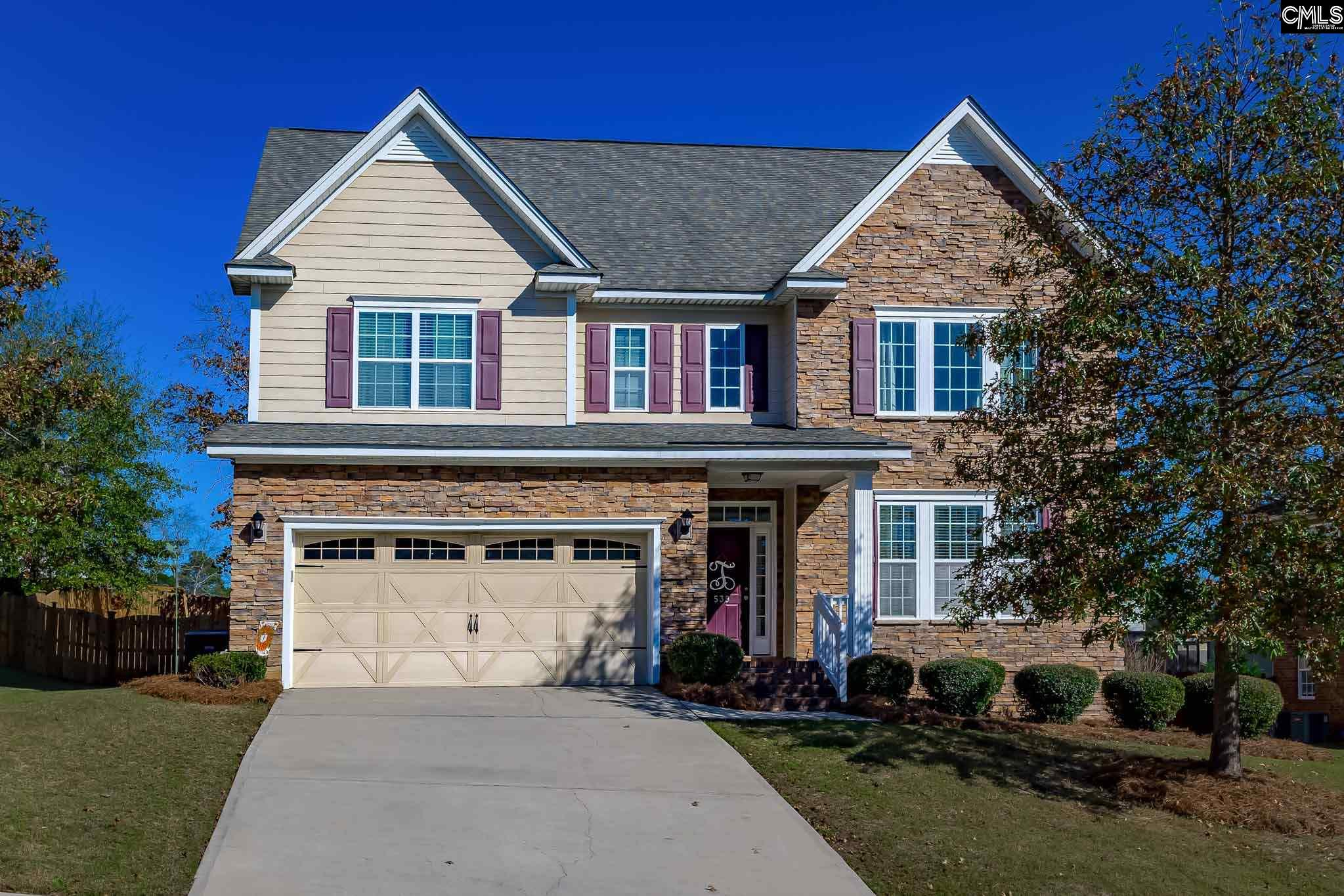 539 Dickson Hill Circle West Columbia, SC 29170
