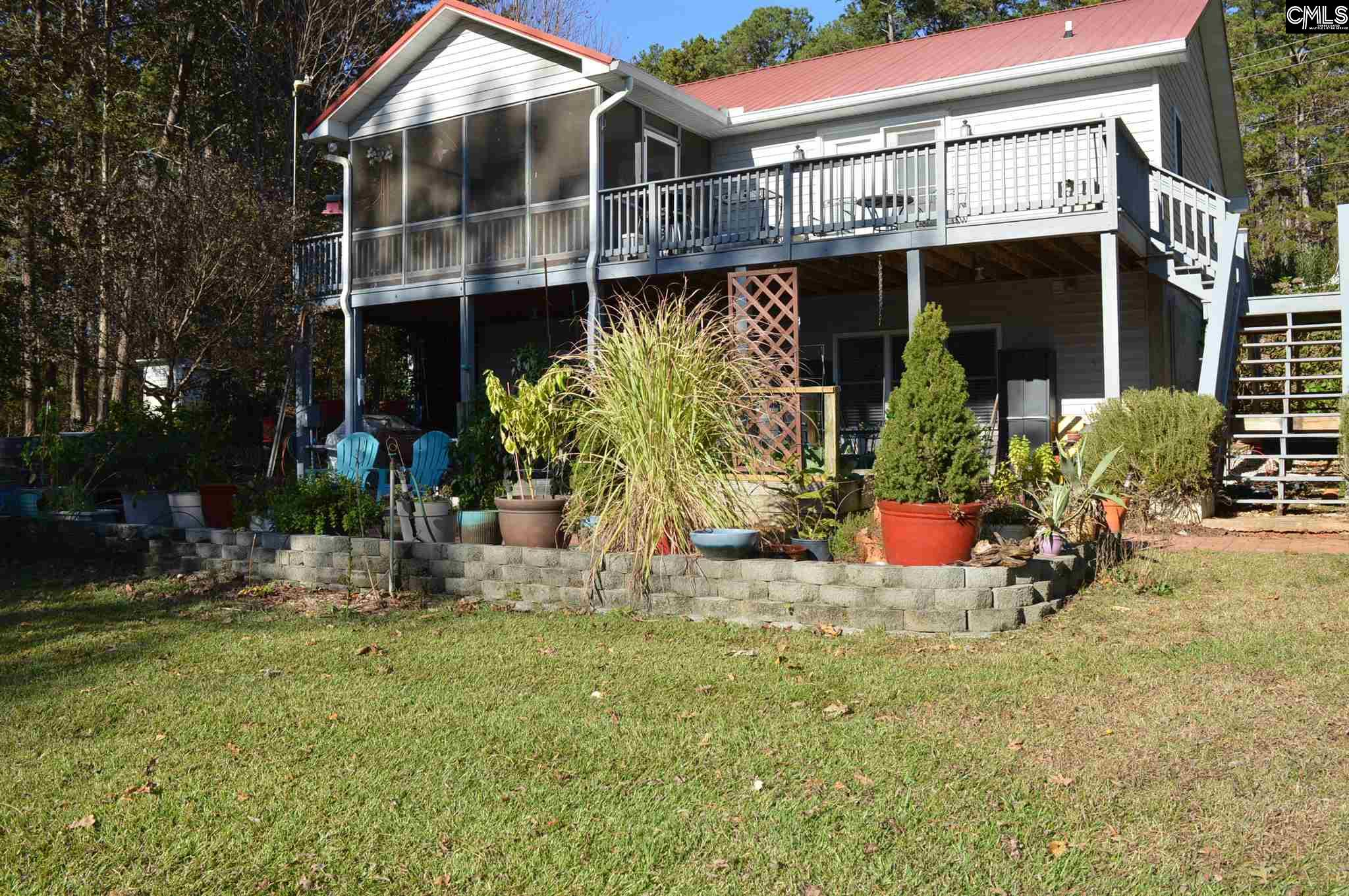 1806 Lake Road Ridgeway, SC 29130-9600