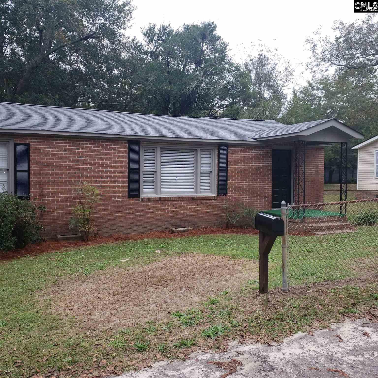 424 Gregg Leesville, SC 29070