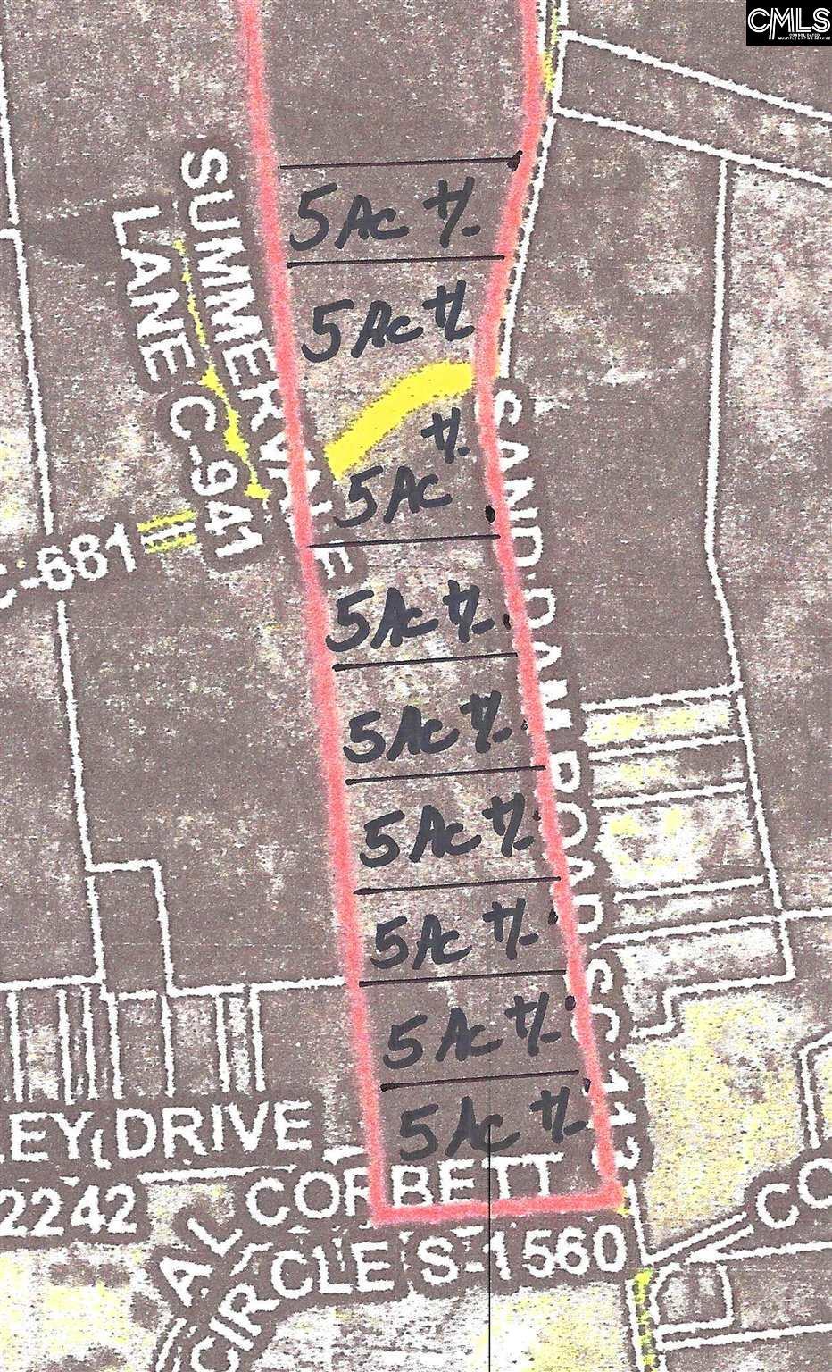 5AC Sand Dam Road Wagener, SC 29164