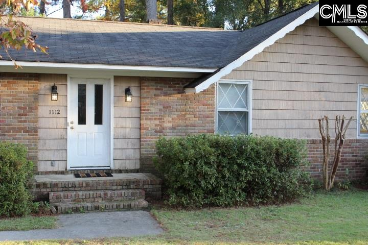 1112 Fairwood Drive Columbia, SC 29209