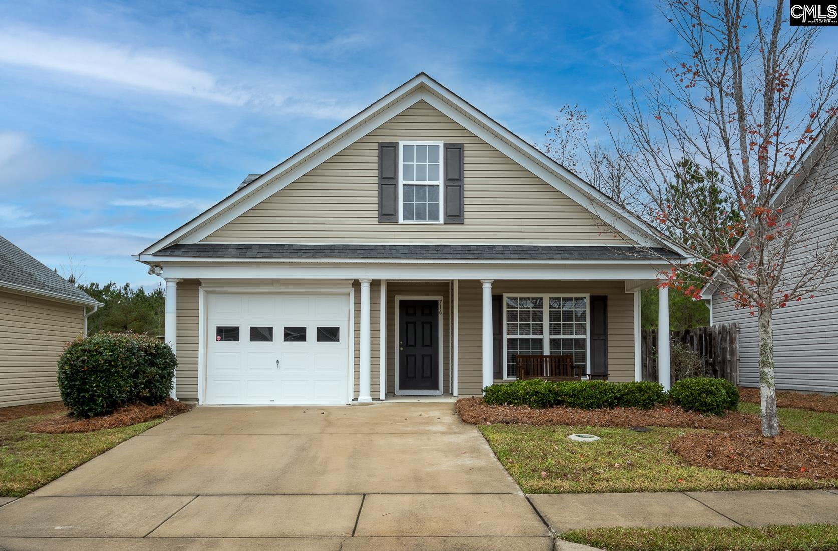 716 Silverbell Columbia, SC 29229-7825
